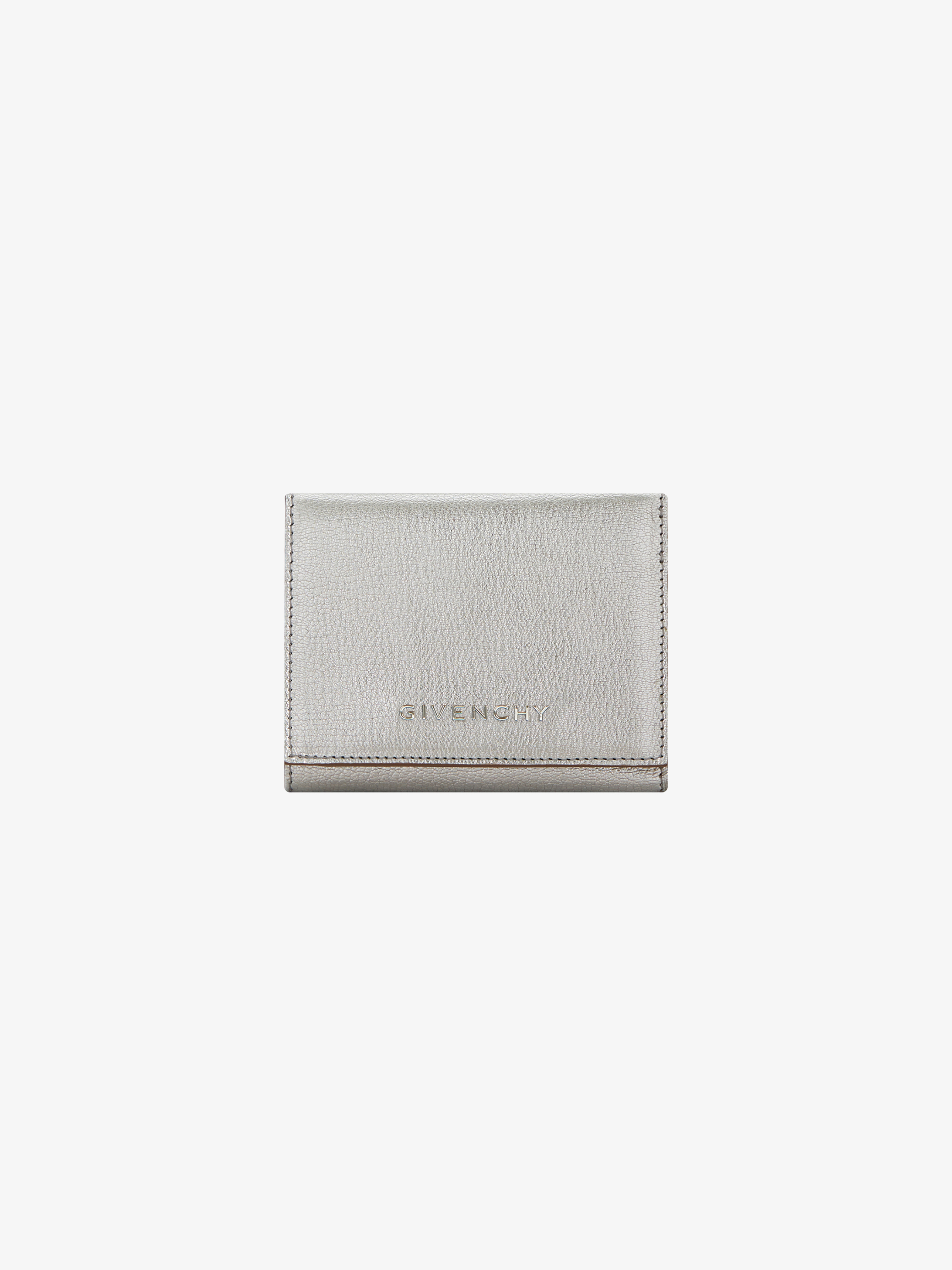 Pandora trifold wallet in leather