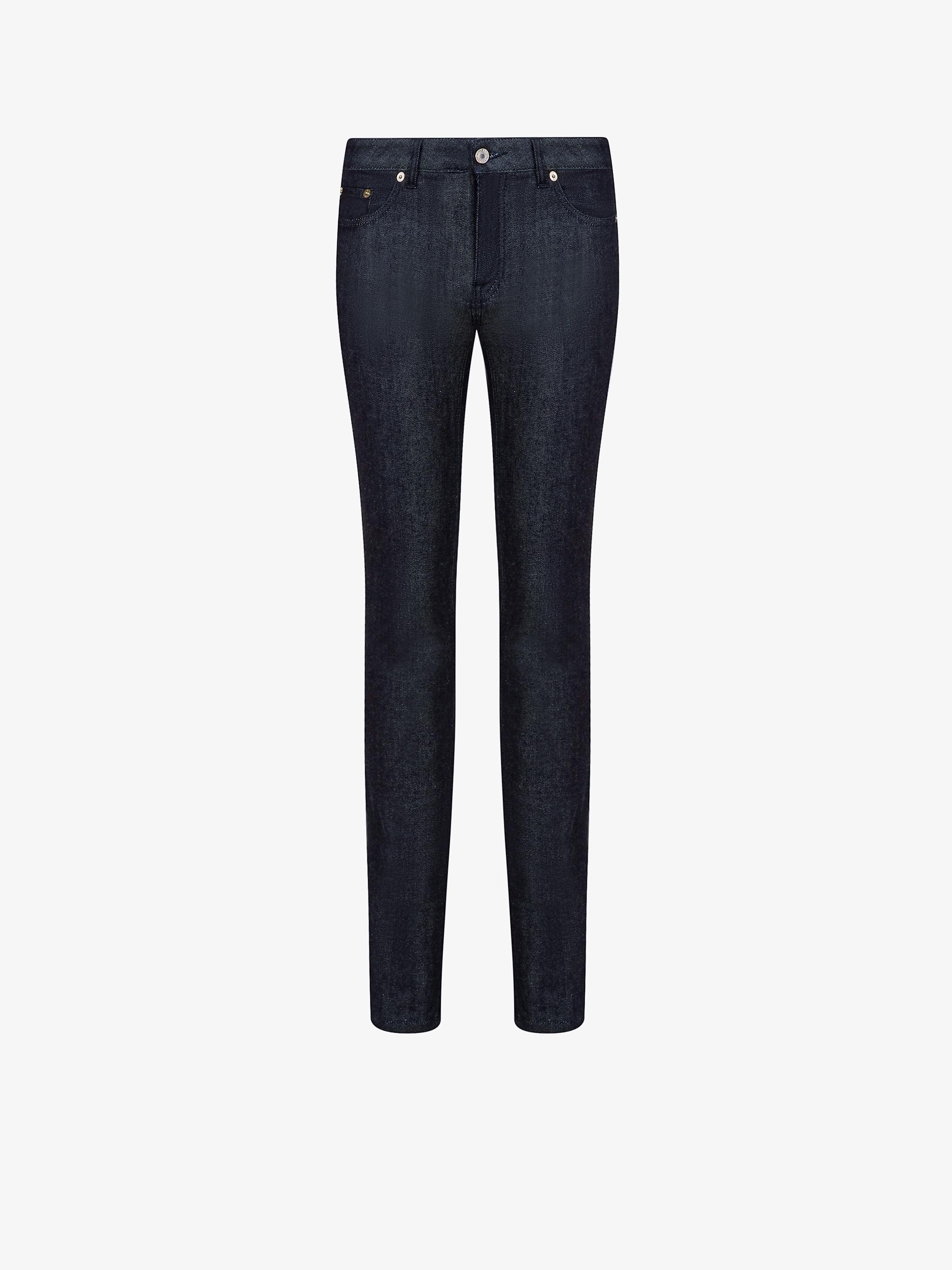 GIVENCHY PARIS skinny jeans