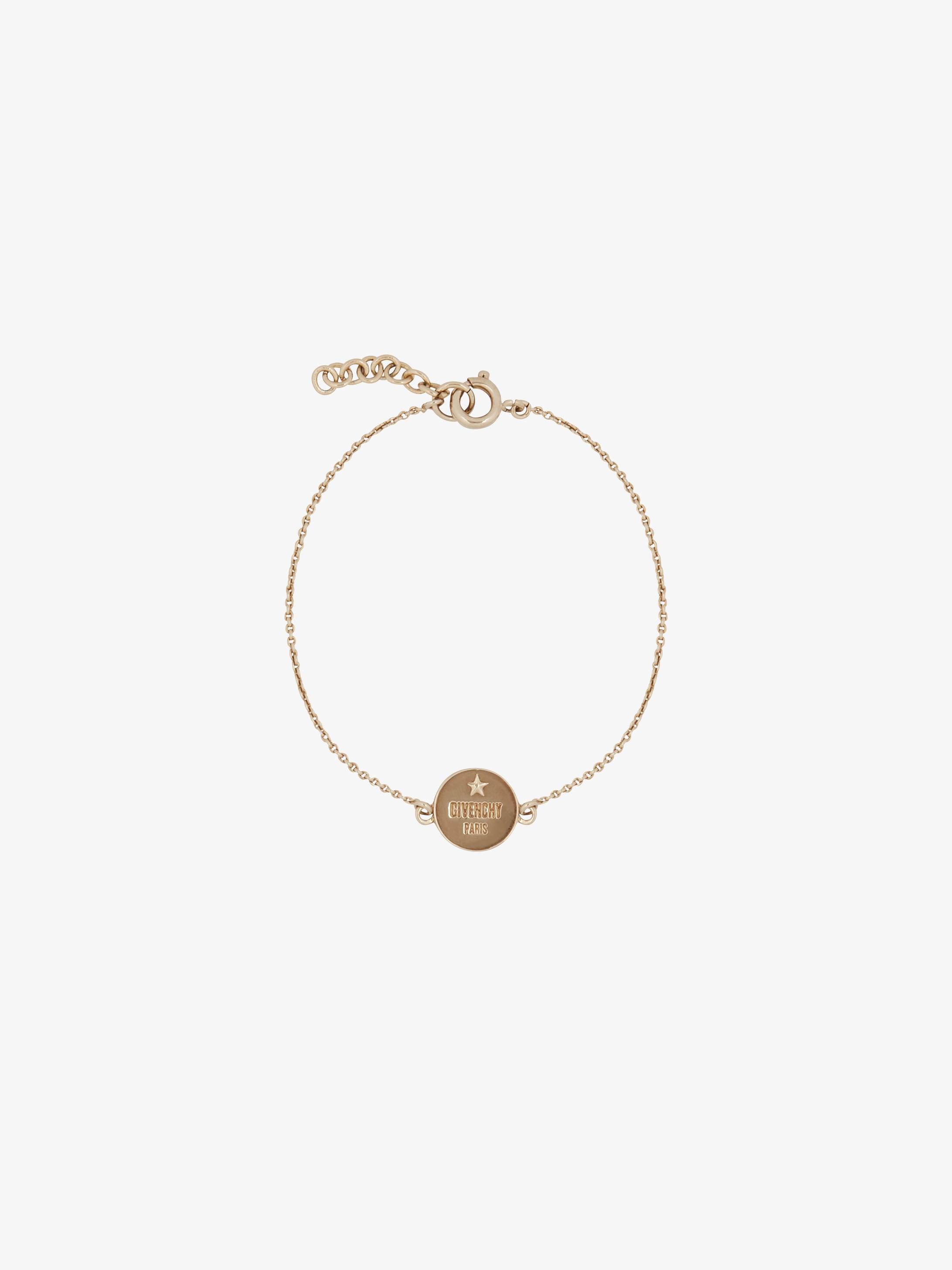 Medallion Star bracelet