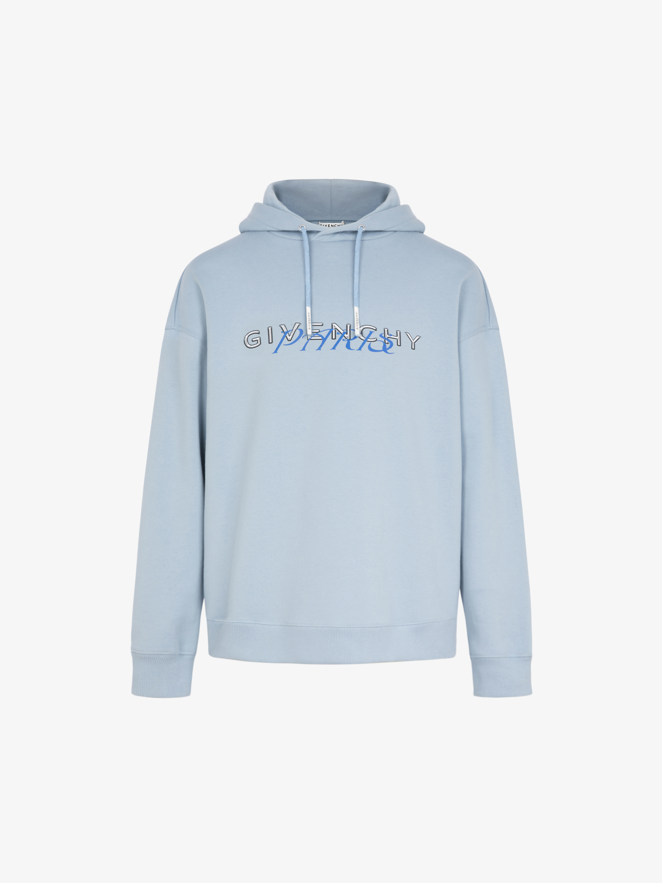 GIVENCHY ADDRESS band hoodie