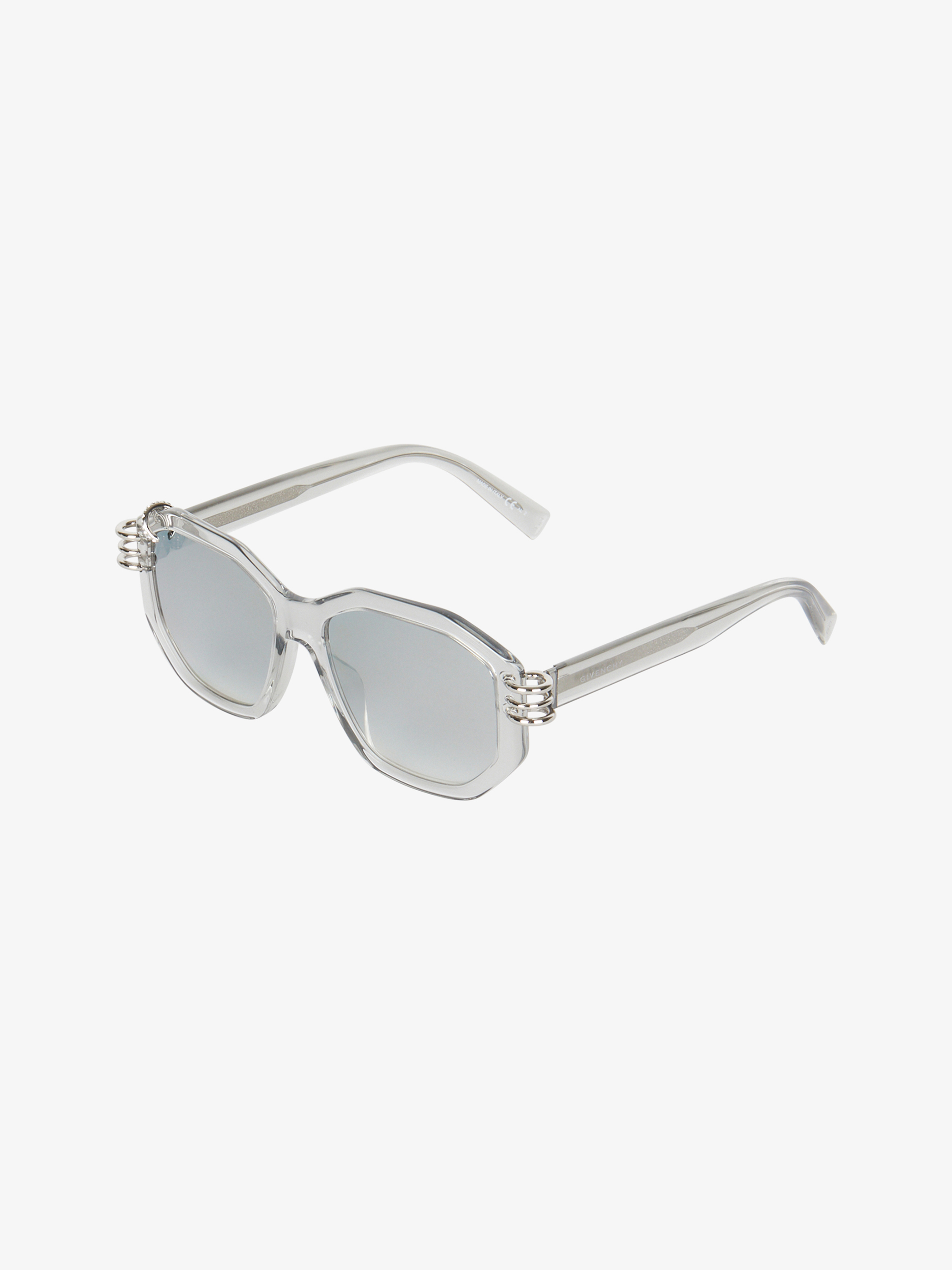 GV Piercing  unisex sunglasses in acetate