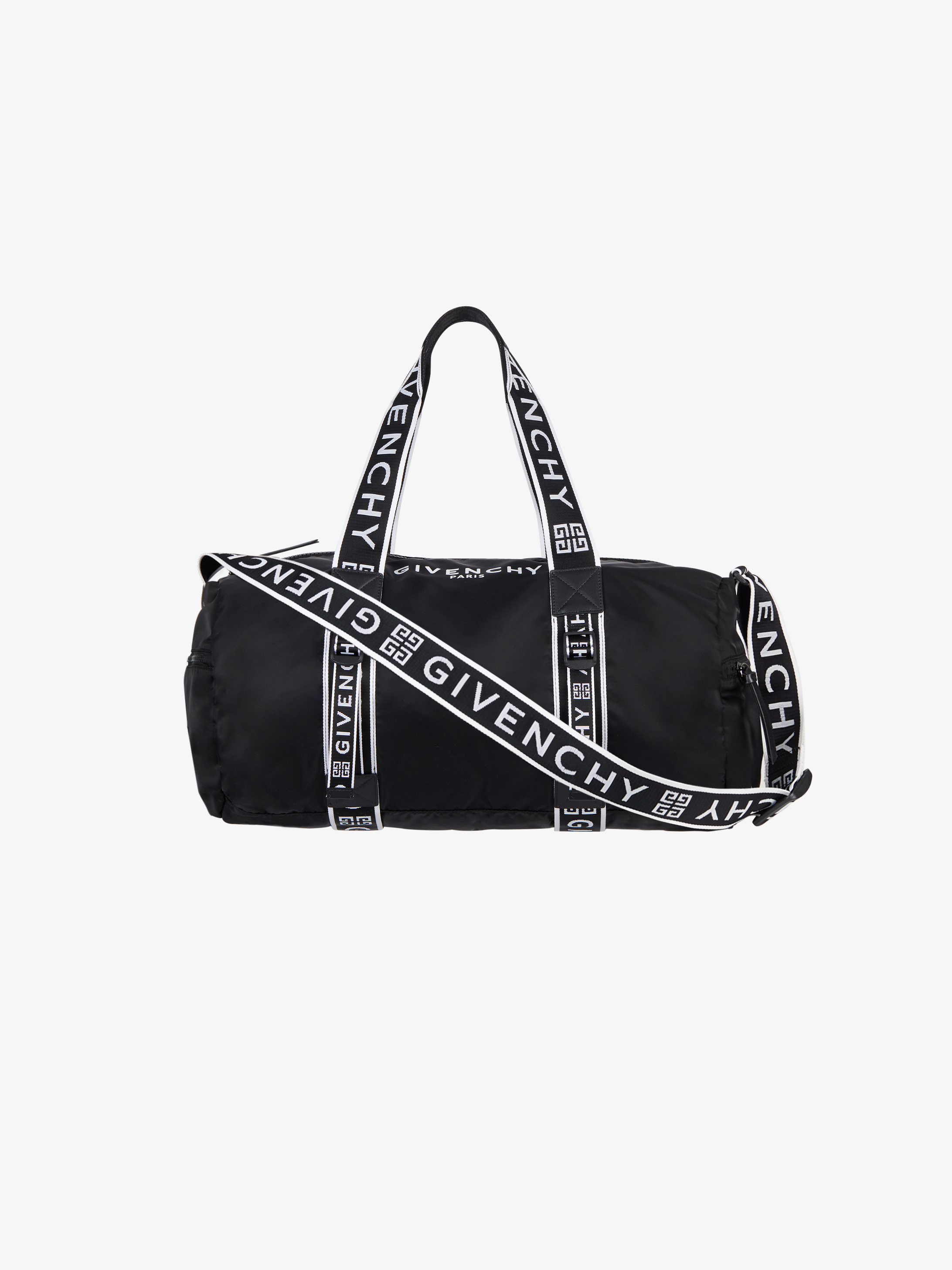 GIVENCHY 4G packaway sport bag in nylon