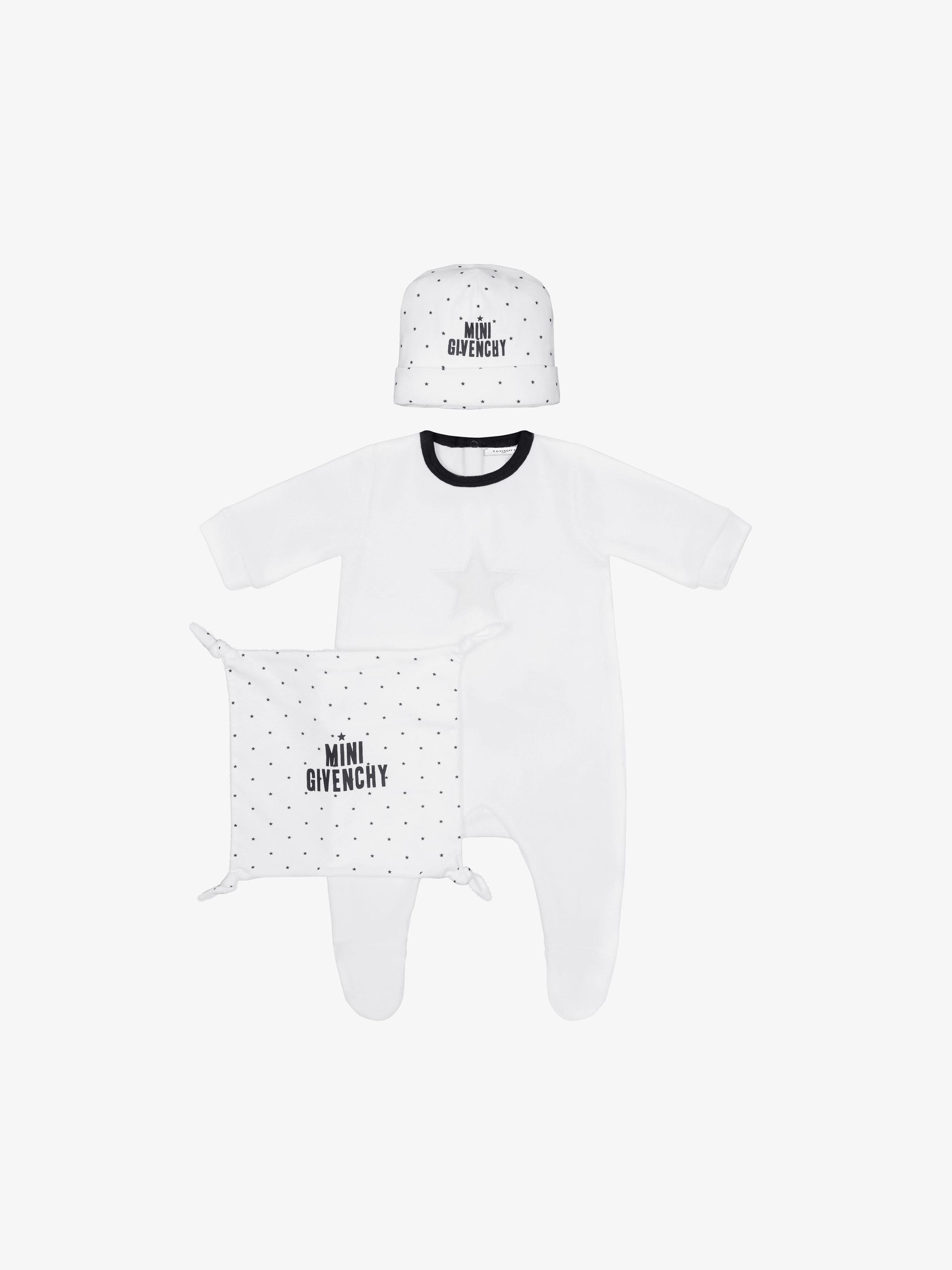 MINI GIVENCHY baby gift set