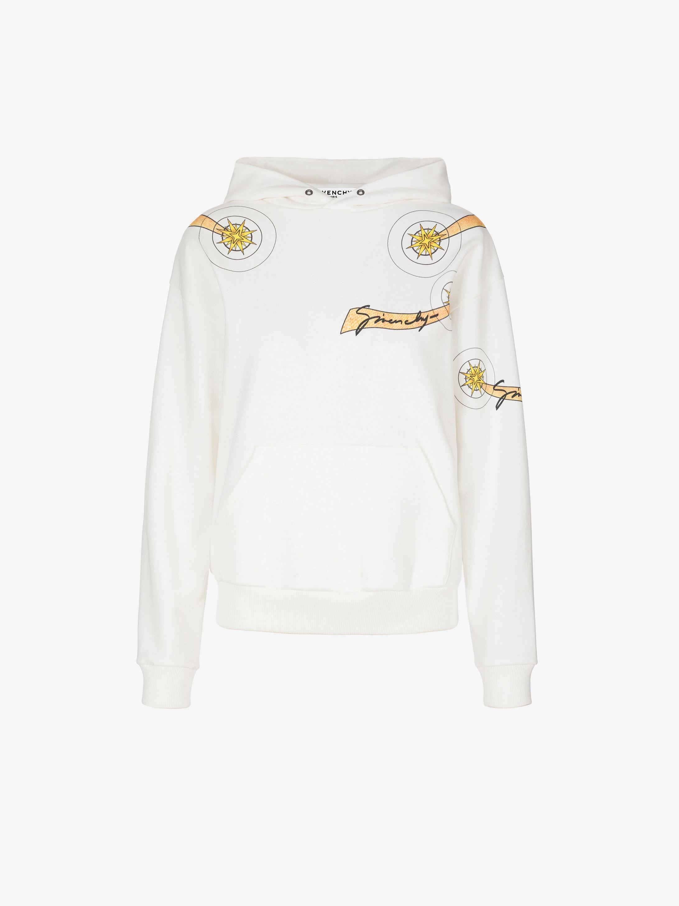 Aries printed hoodie