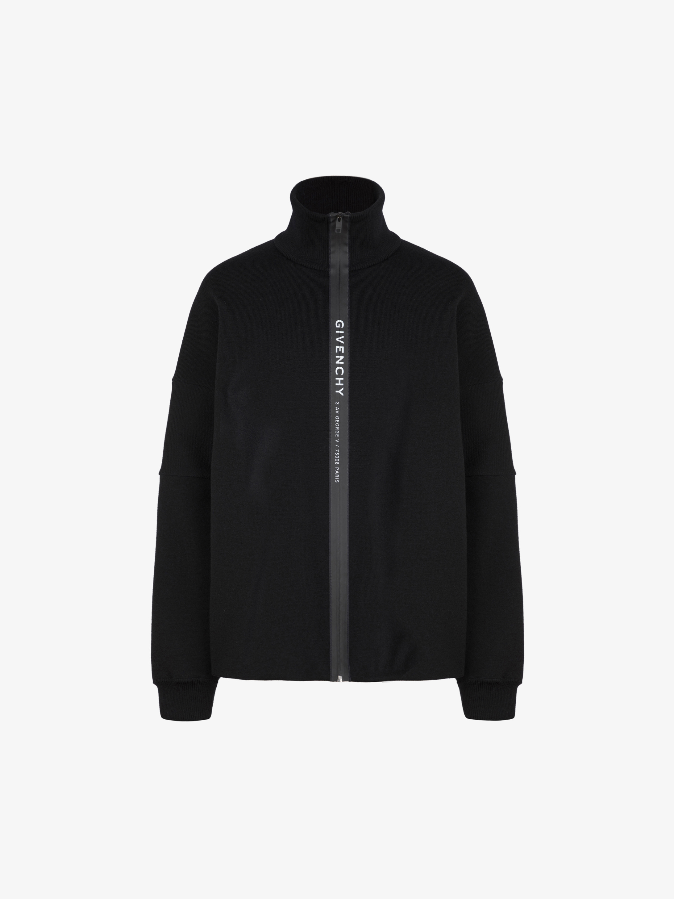 GIVENCHY ADDRESS jacket in wool