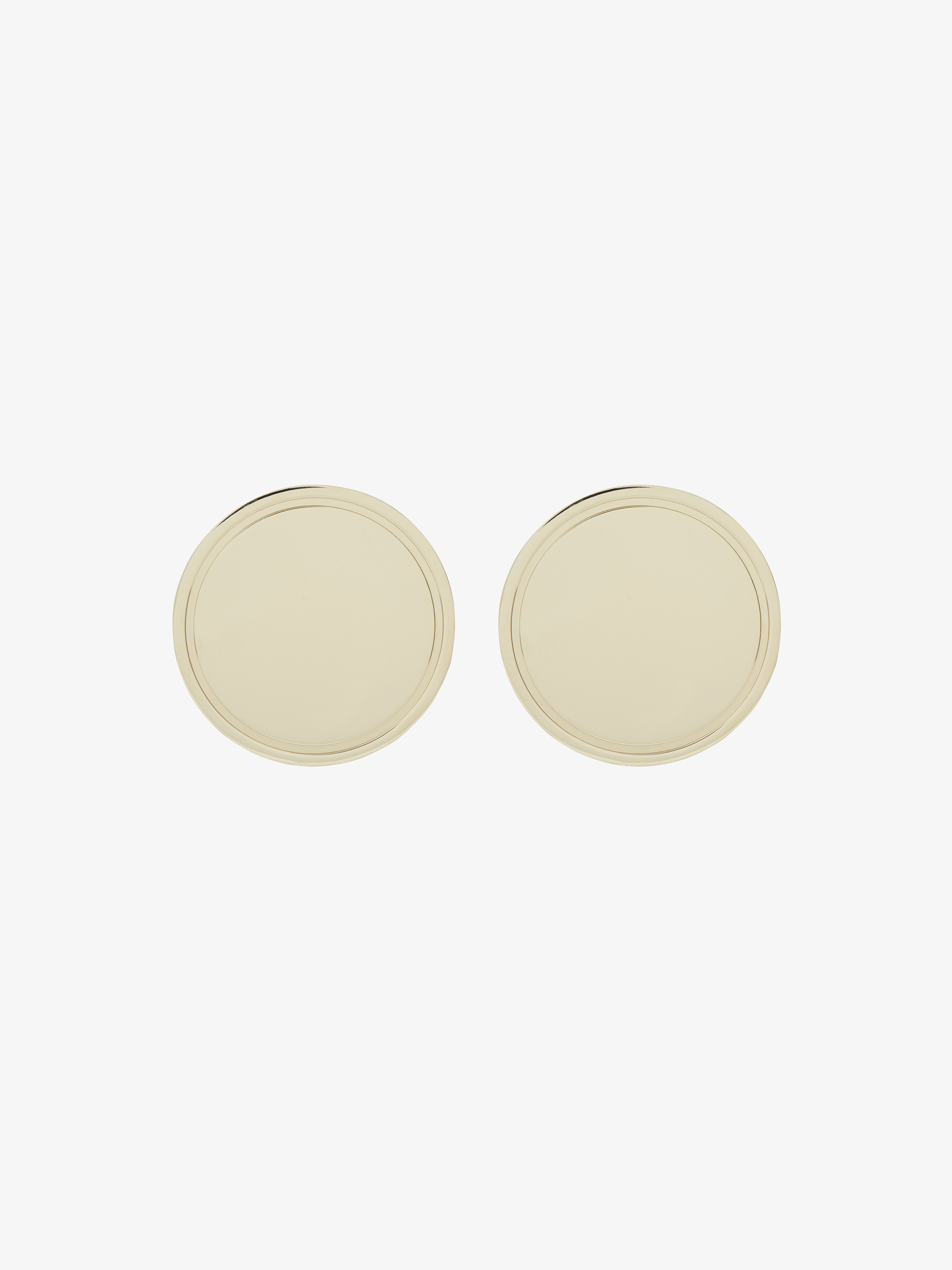 Boucles d'oreilles G-Ometric Round
