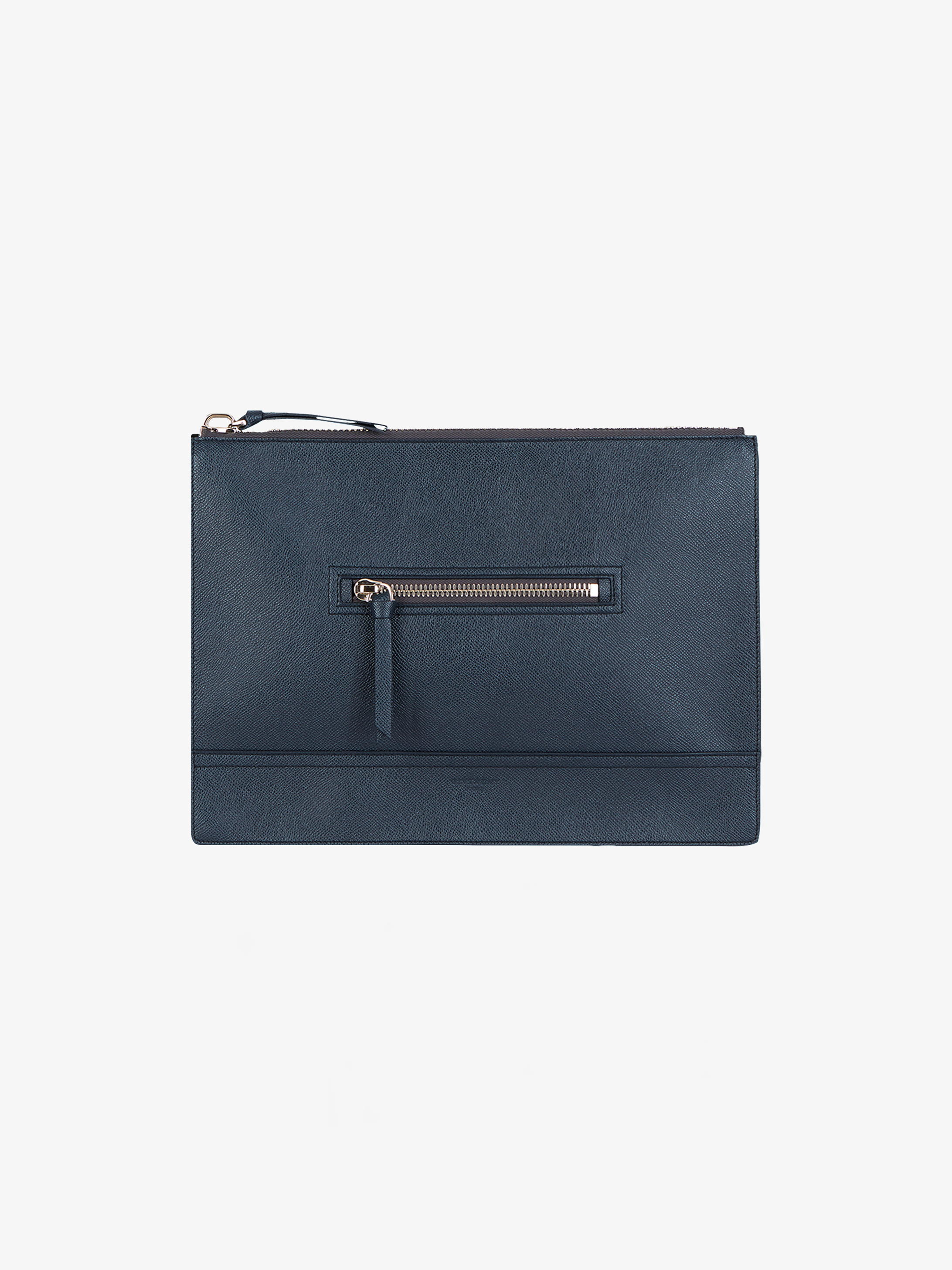 Pandora messenger bag in grained leather