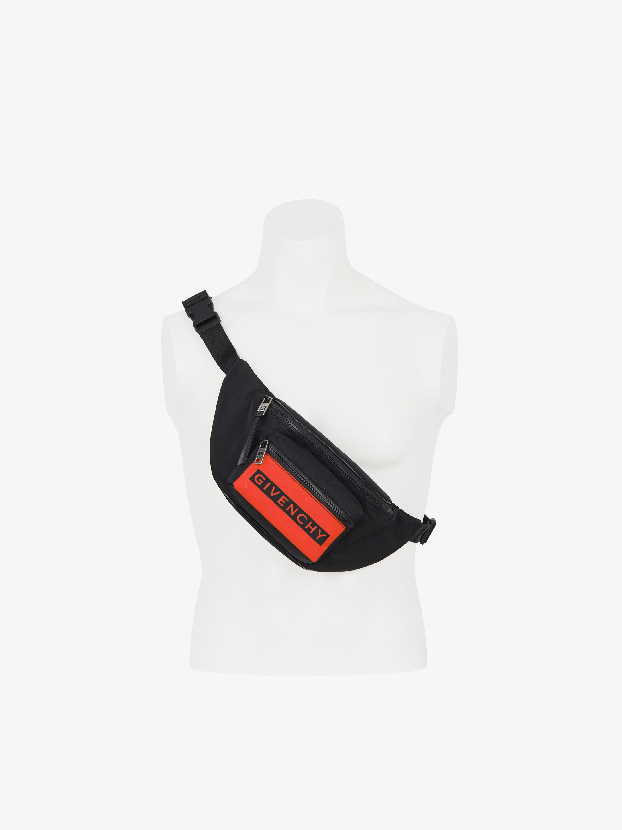 Ice cooler GIVENCHY bum bag in nylon