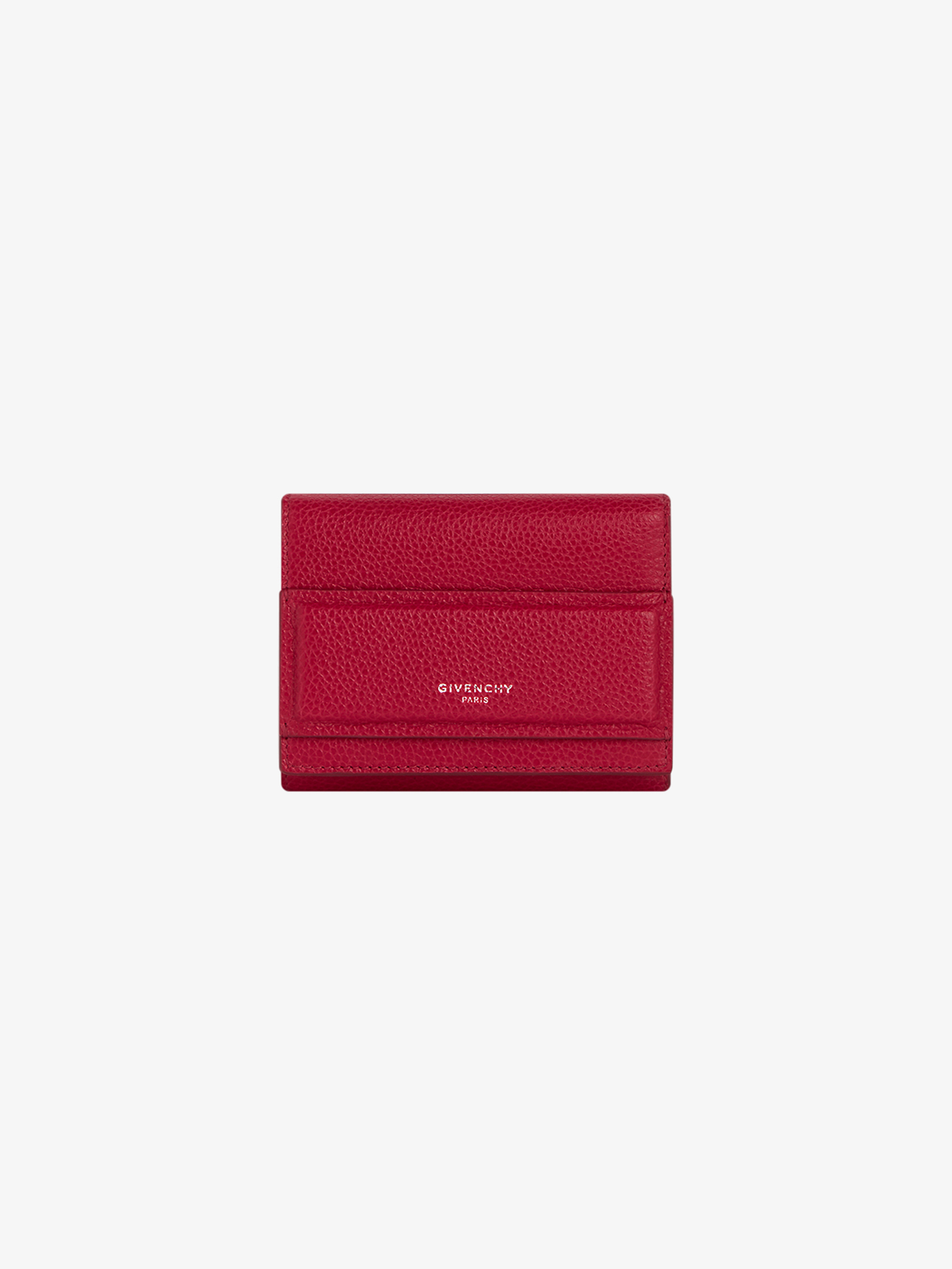 Horizon trifold wallet in leather