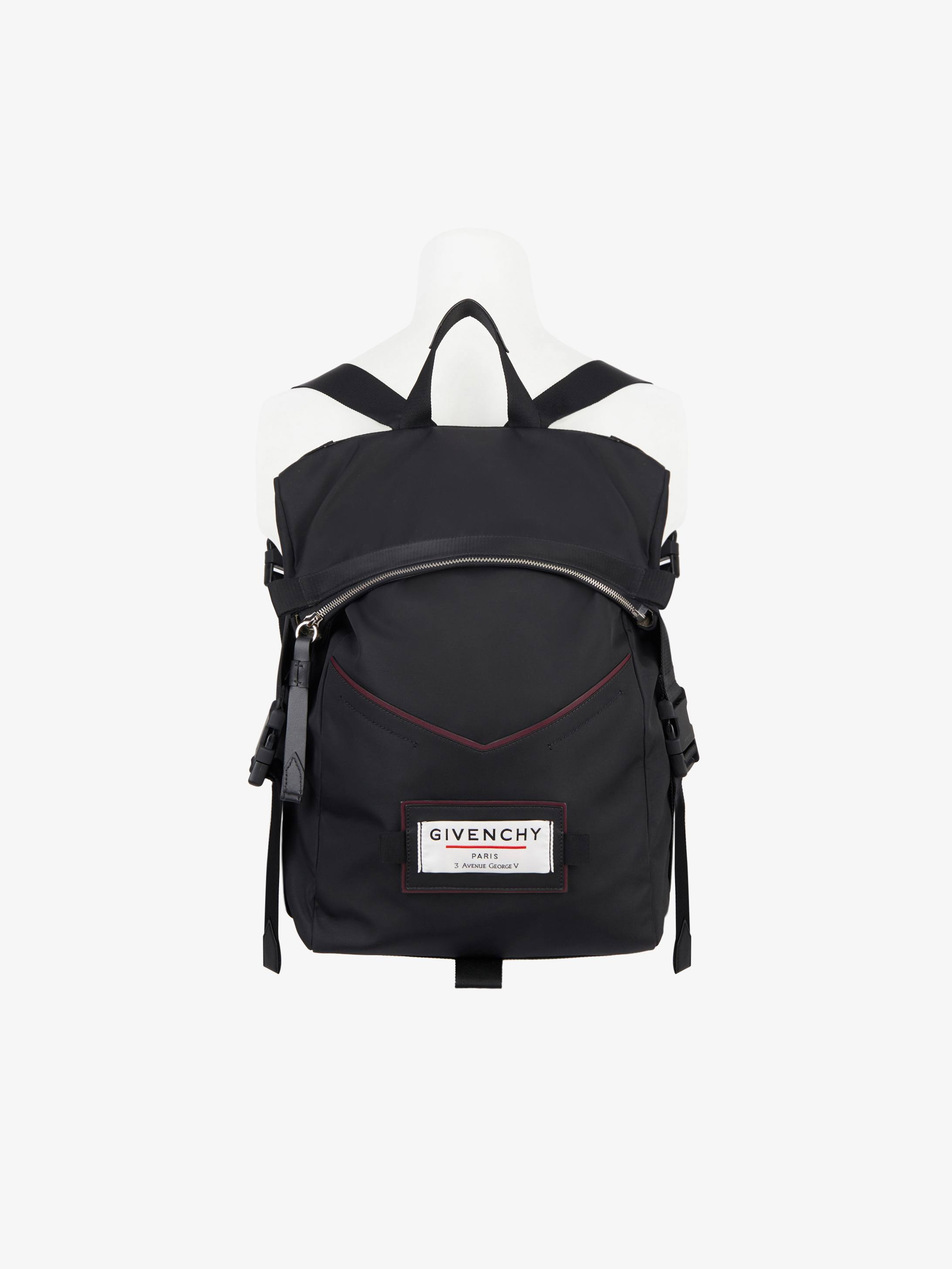 GIVENCHY Downtown nylon backpack