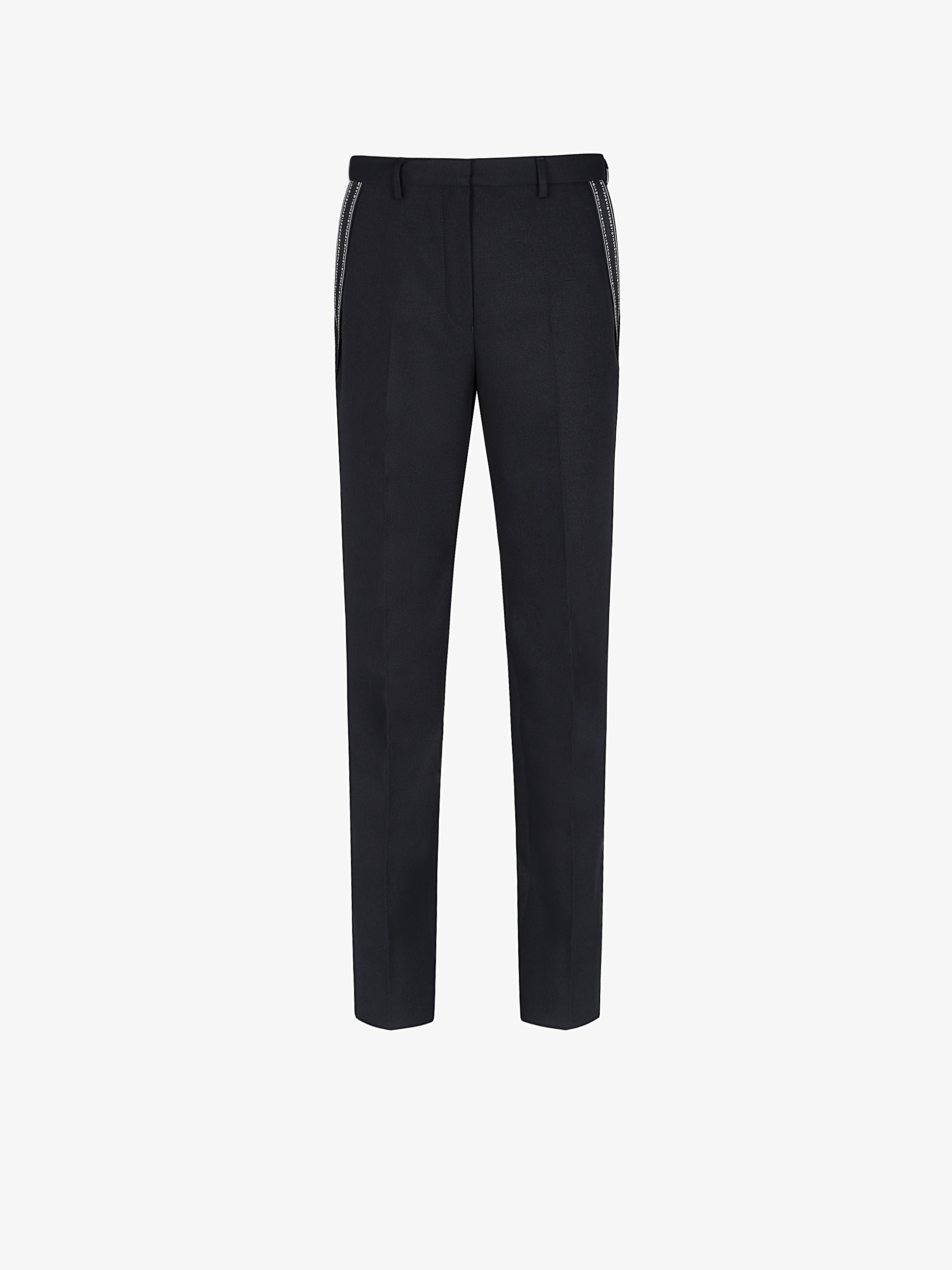 GIVENCHY bands pants in wool
