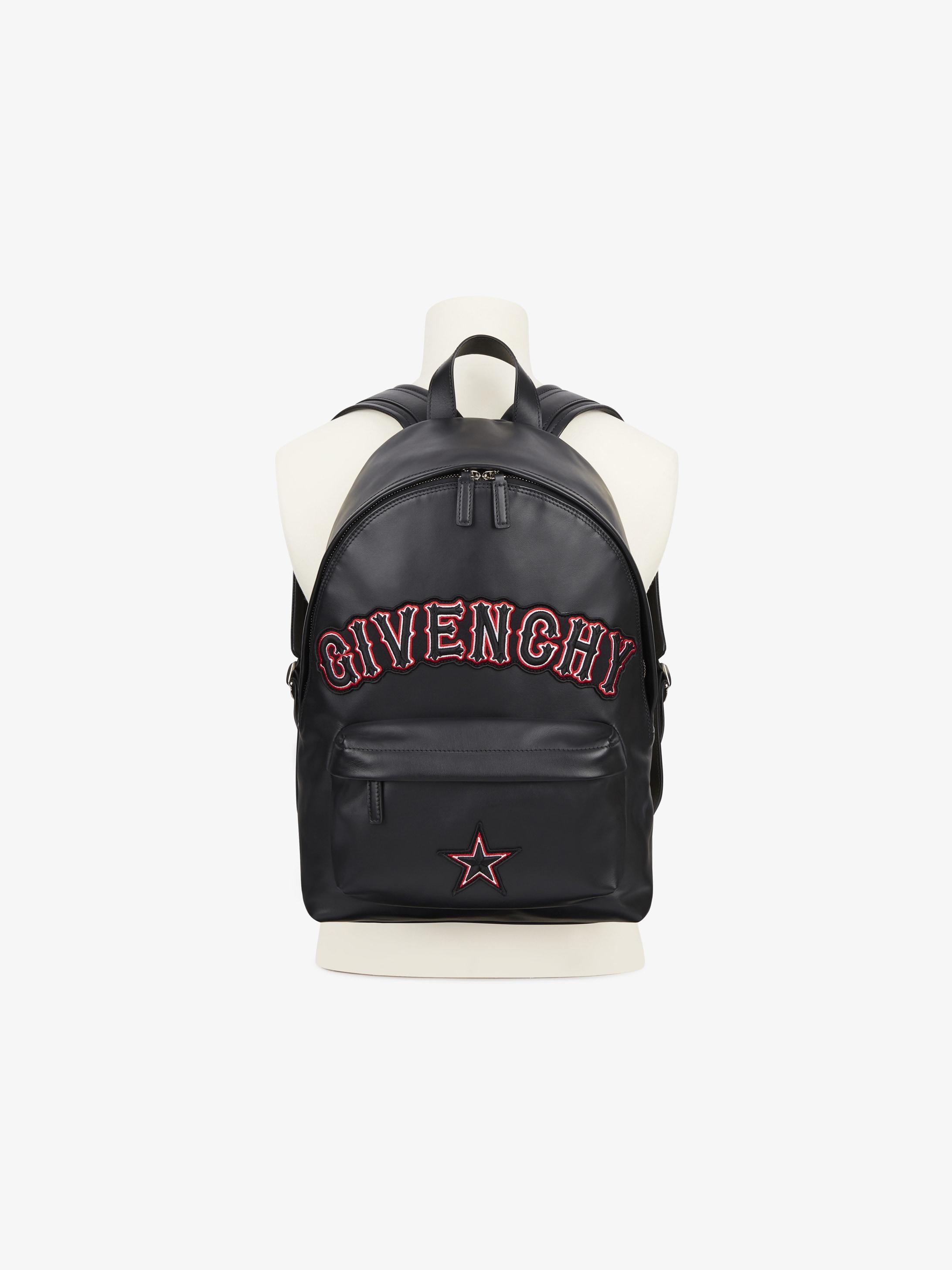 Givenchy贴片背包