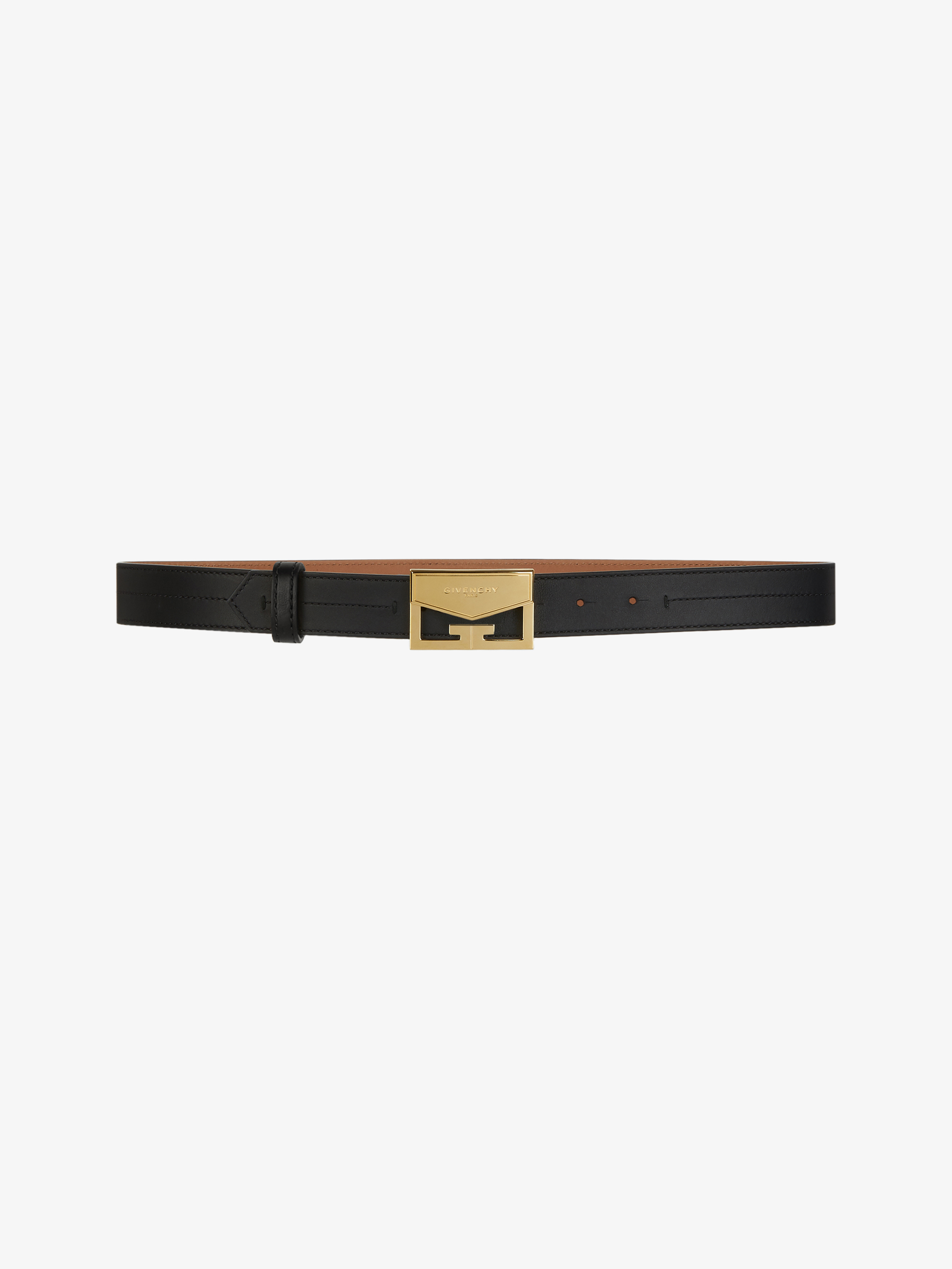 Mystic belt in leather