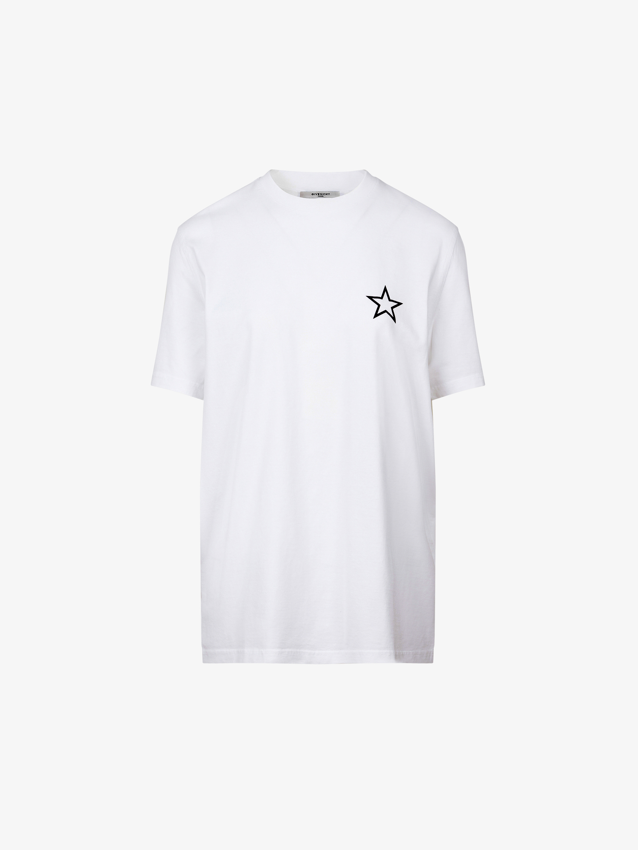 Star printed T-shirt