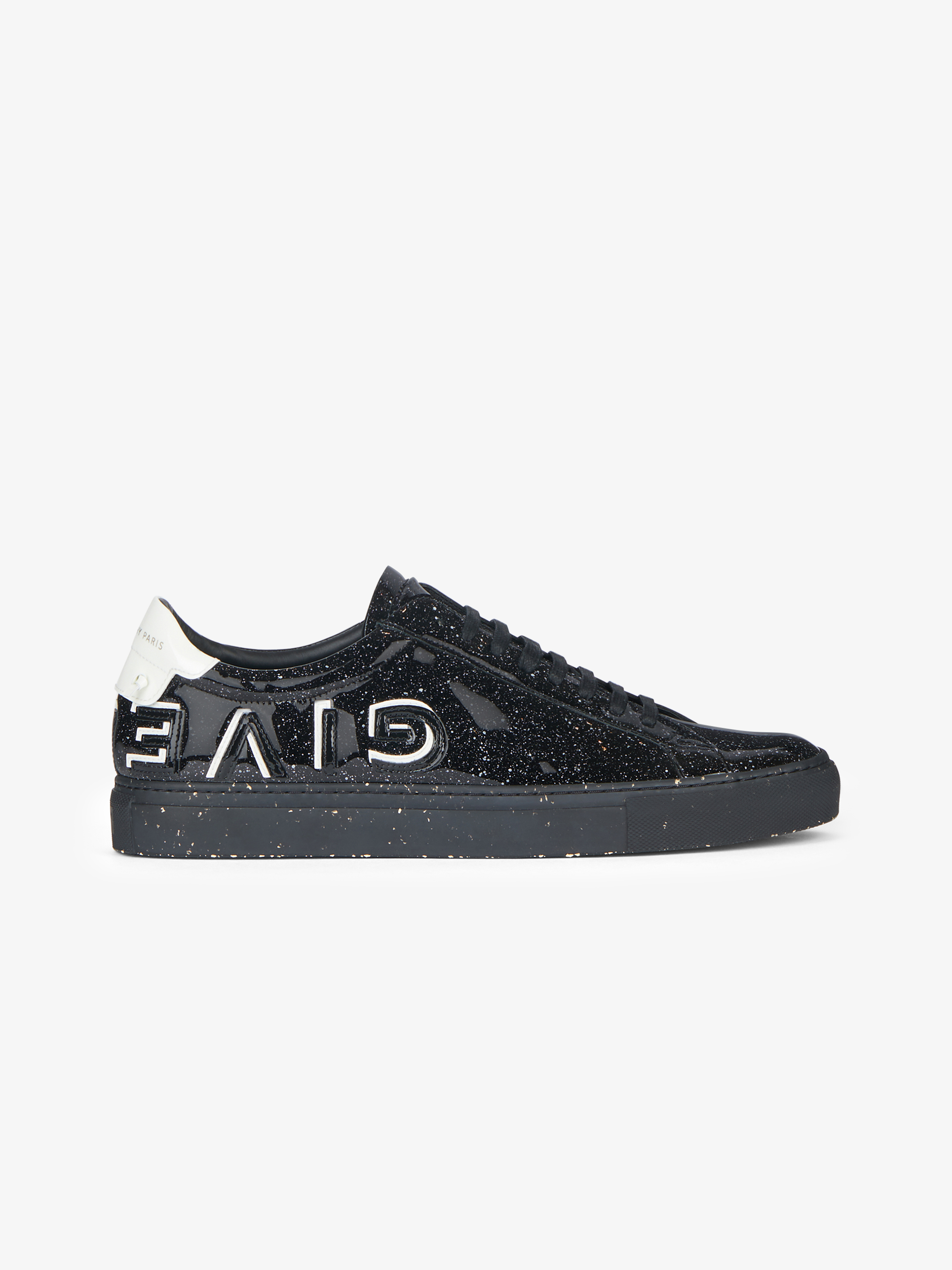 GIVENCHY reverse sneakers in patent leather