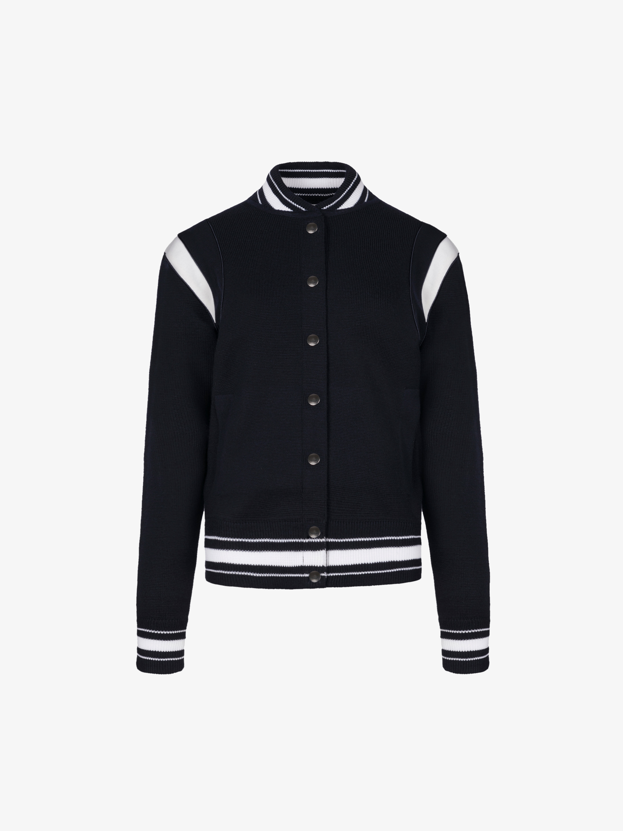 GIVENCHY bomber in wool