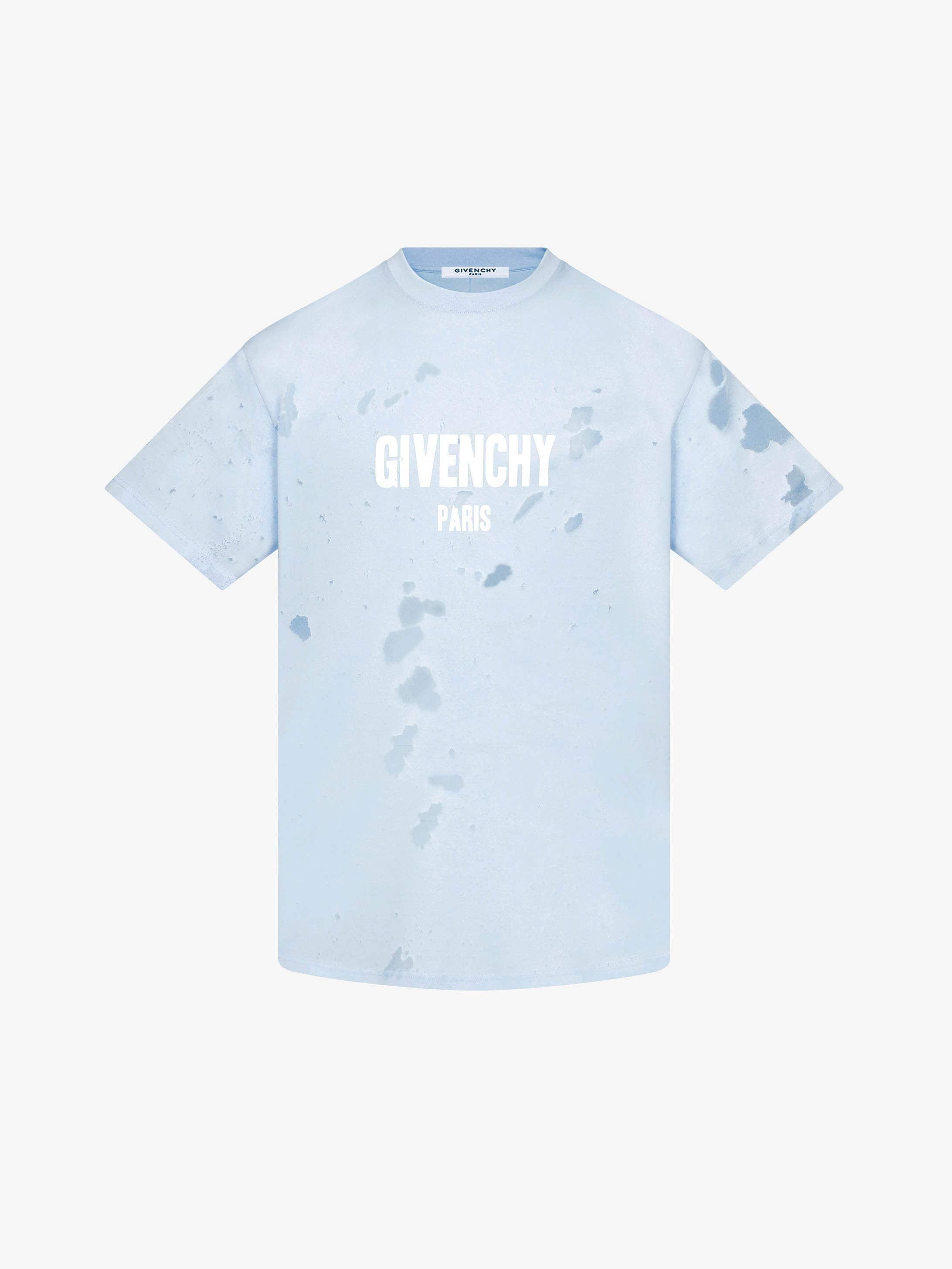 givenchy paris shirt t shirt design database. Black Bedroom Furniture Sets. Home Design Ideas