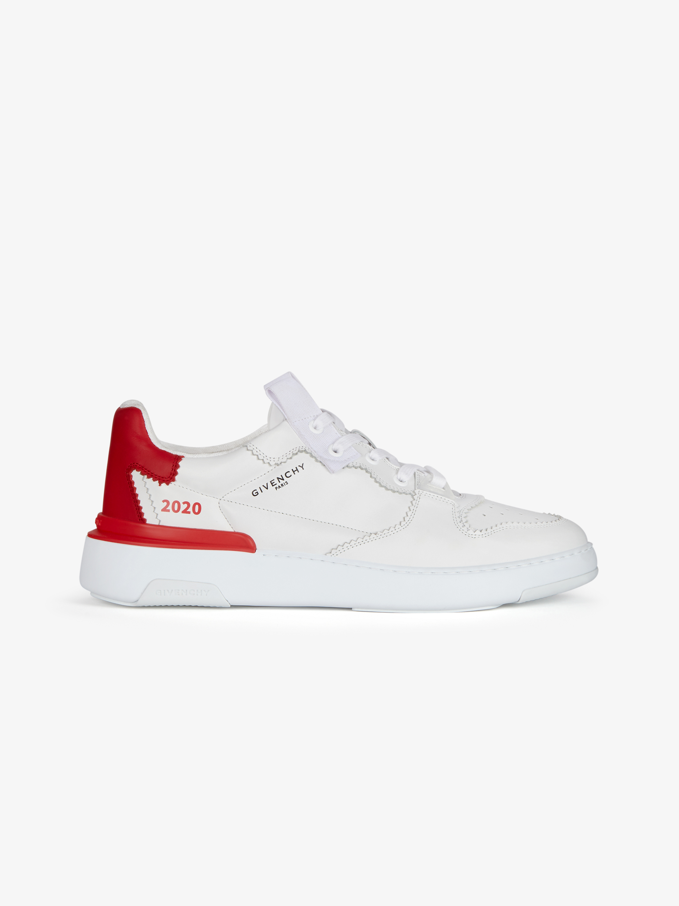 Wing 2020 low two tone sneakers