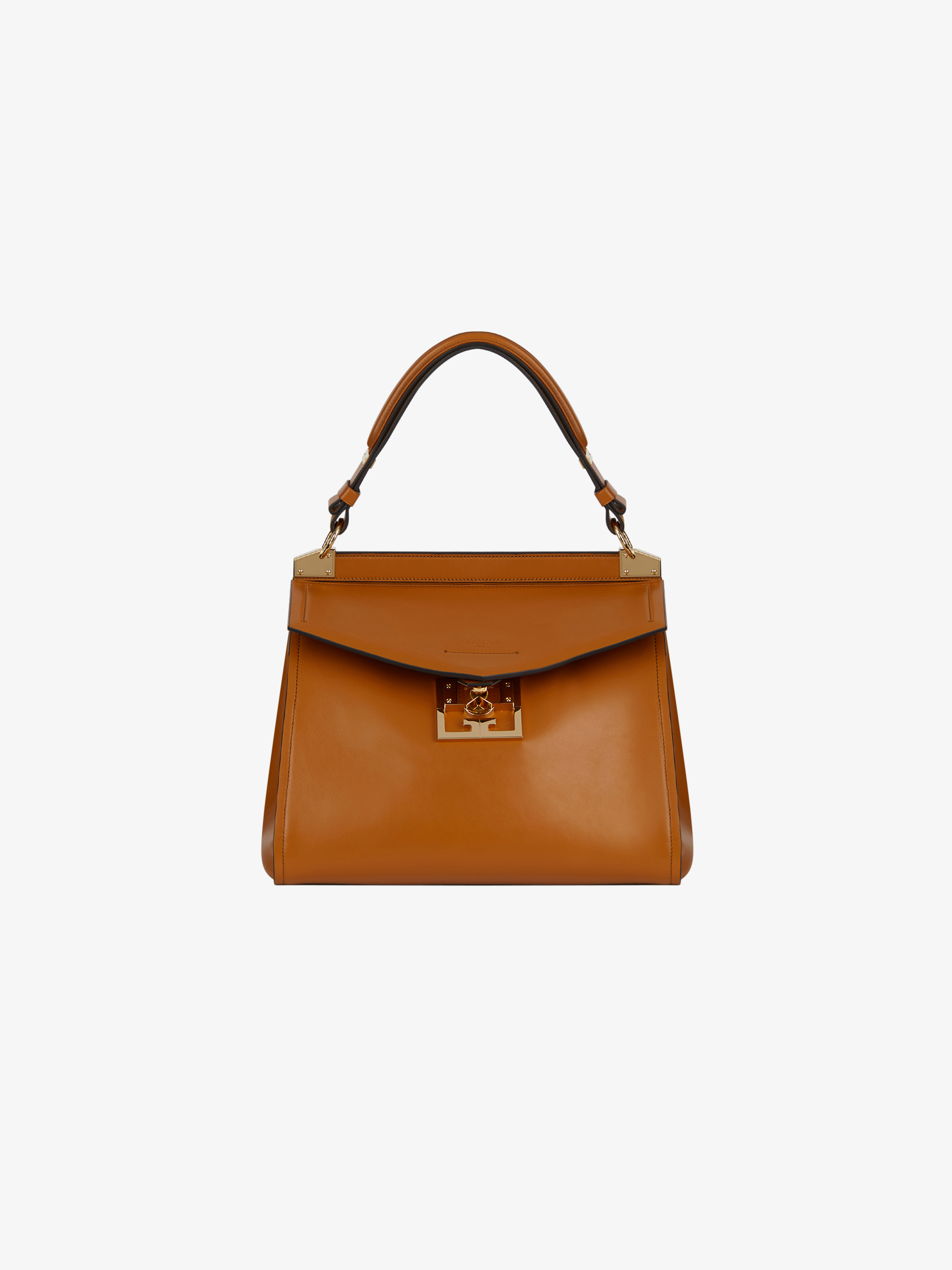 Medium Mystic bag in soft leather