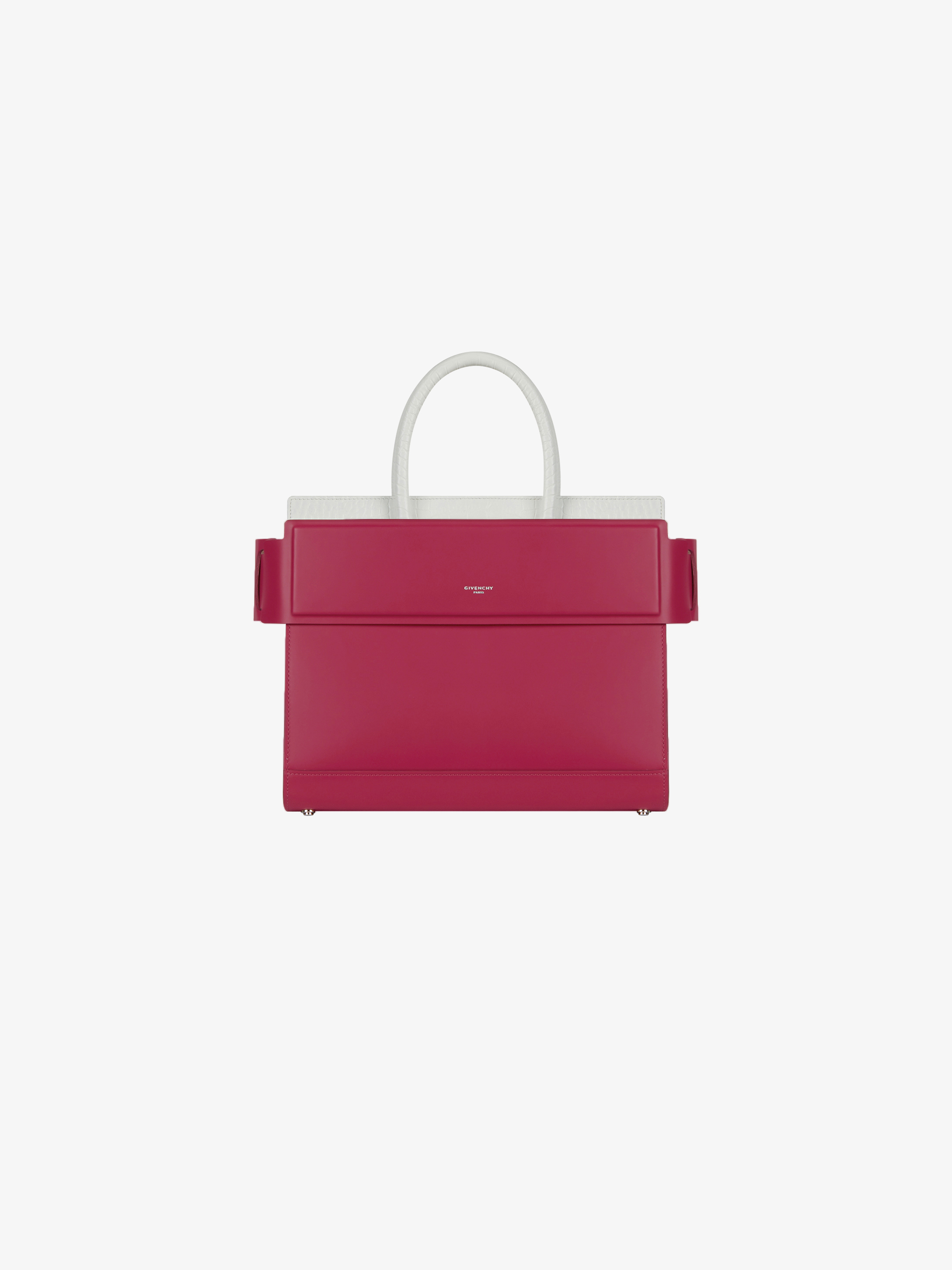 Small Horizon bag in matte smooth leather