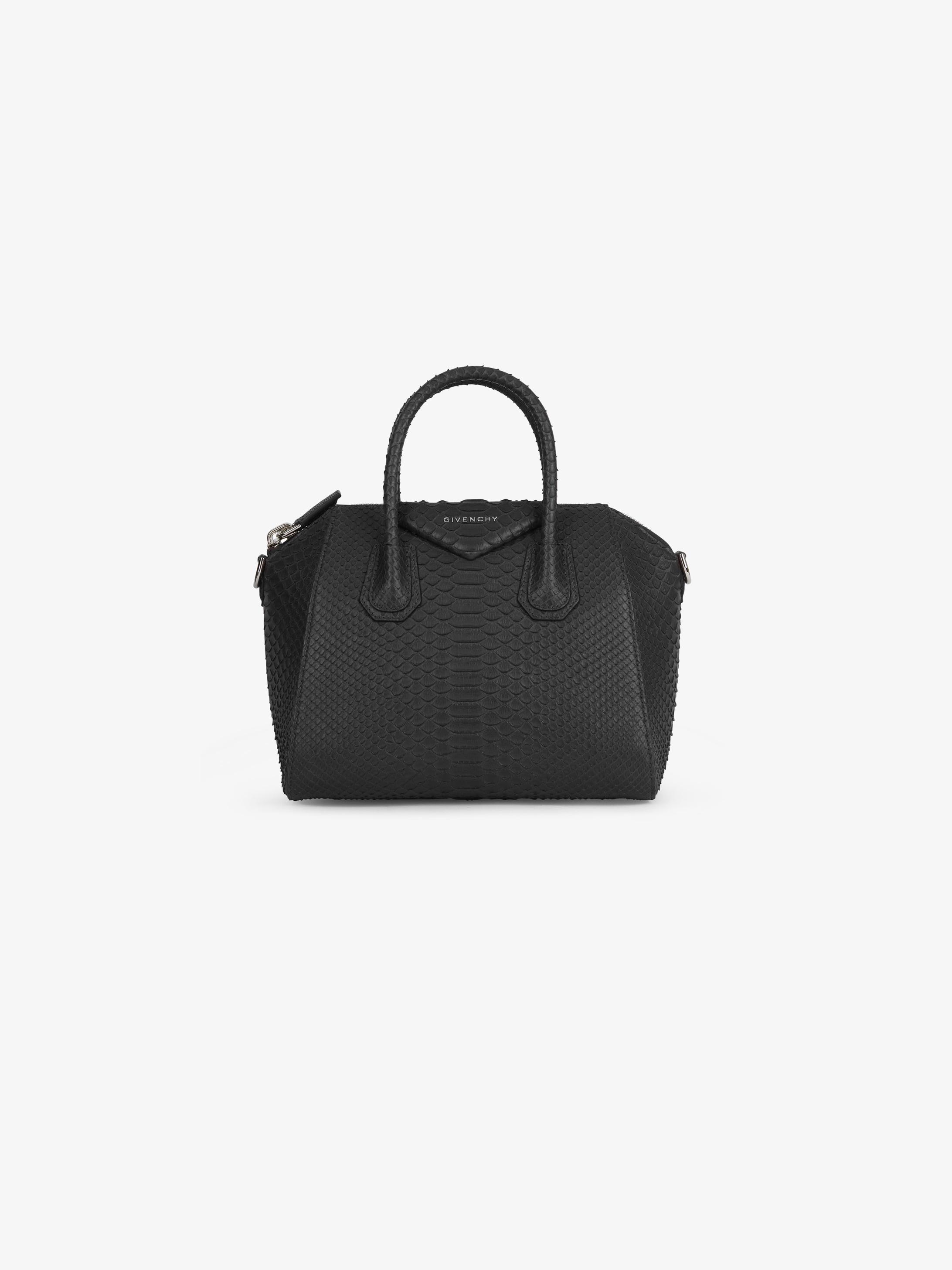 Python small Antigona bag