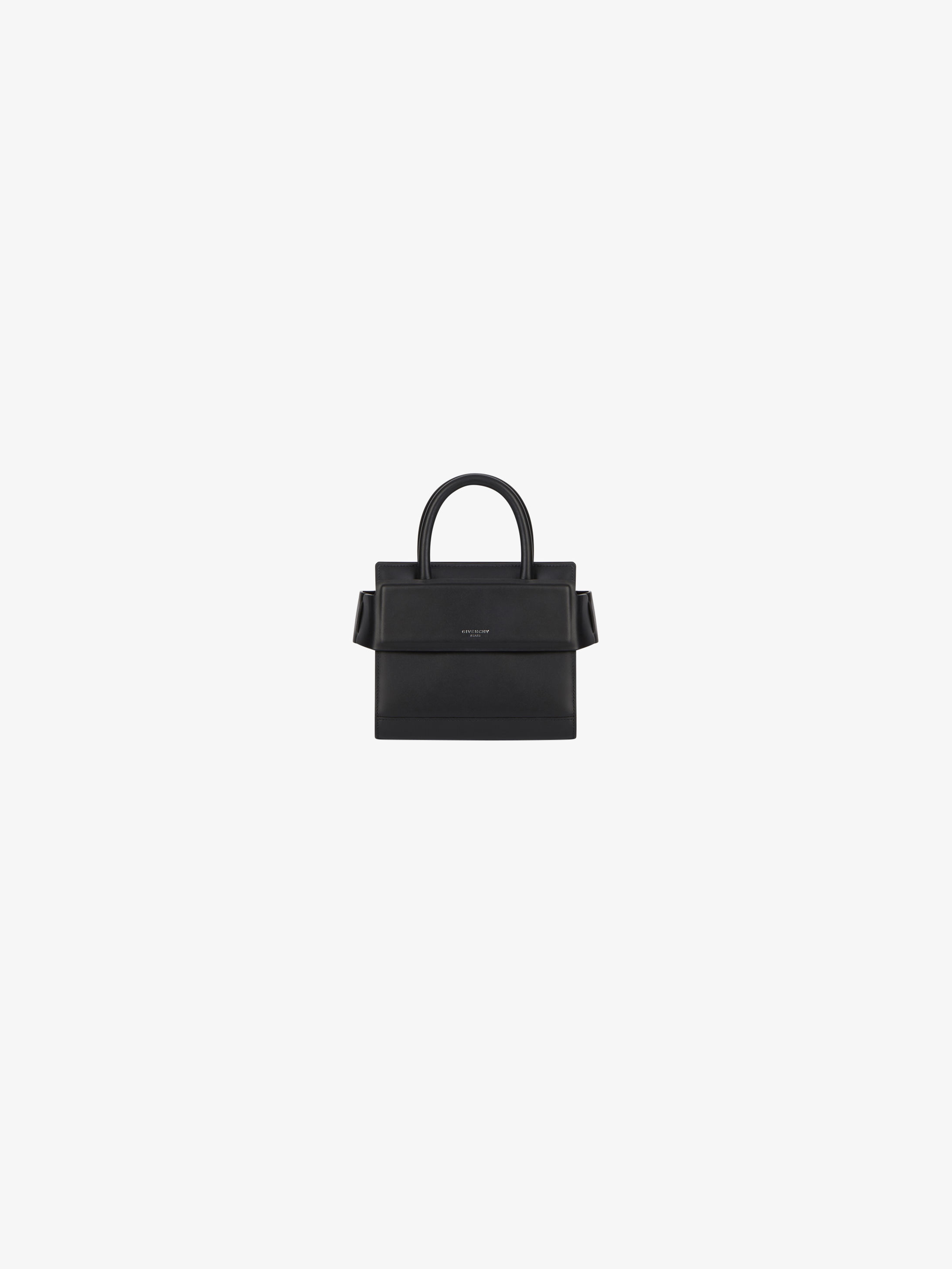 Nano Horizon bag in matte smooth leather