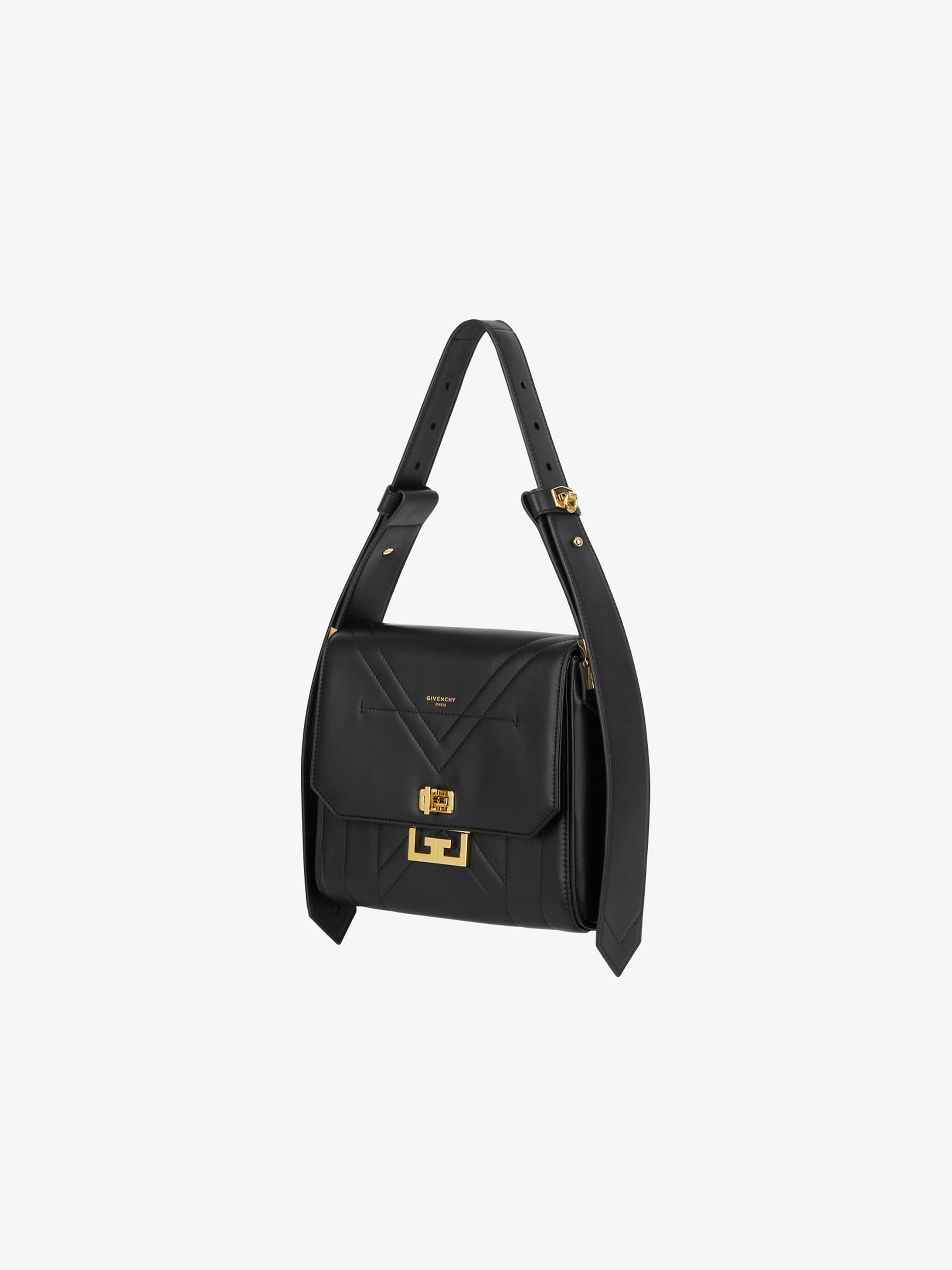 Medium Eden bag in smooth leather