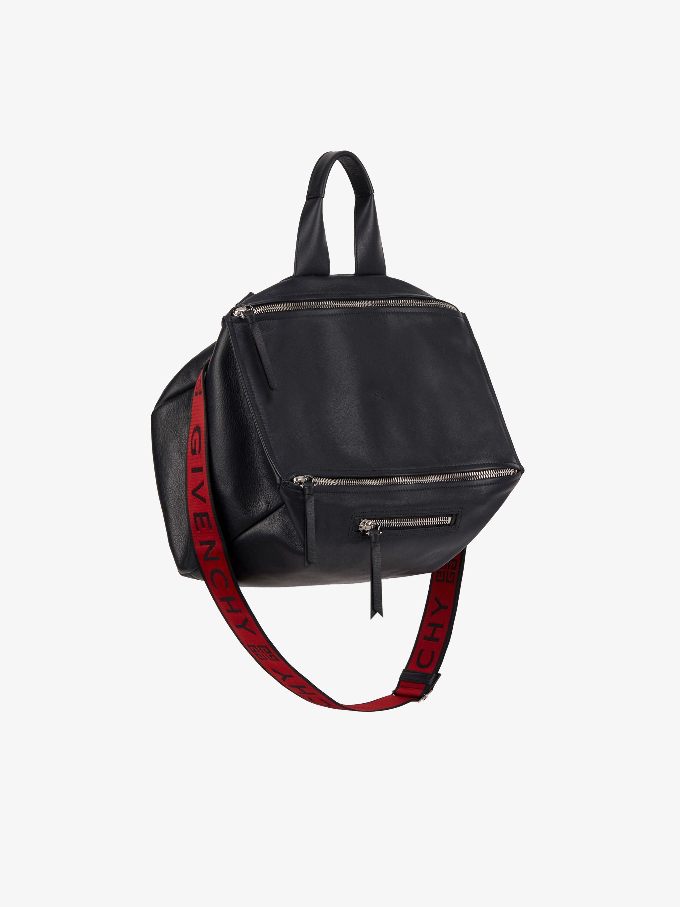GIVENCHY 4G Pandora messenger bag in leather