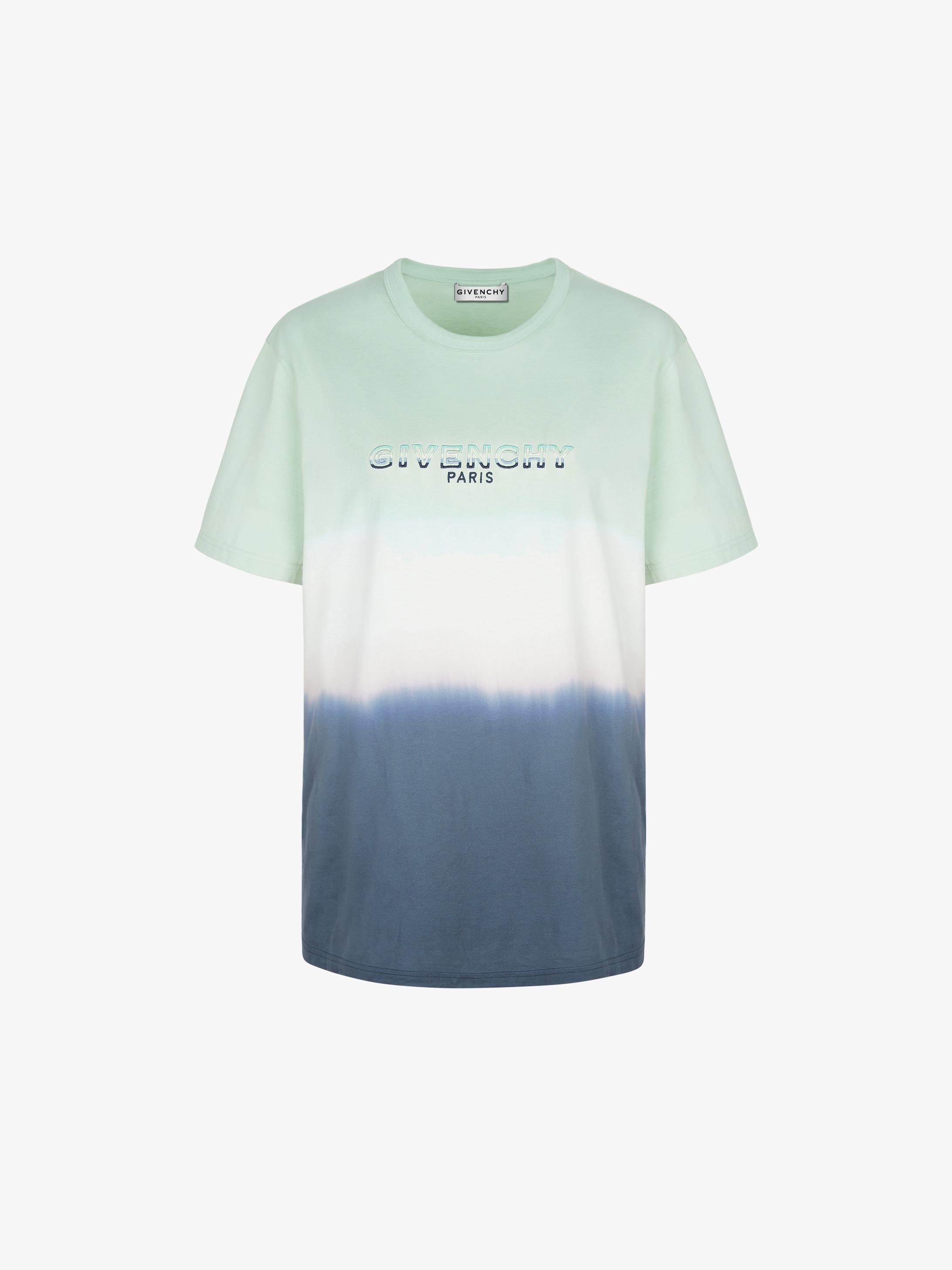 T-shirt GIVENCHY dégradé