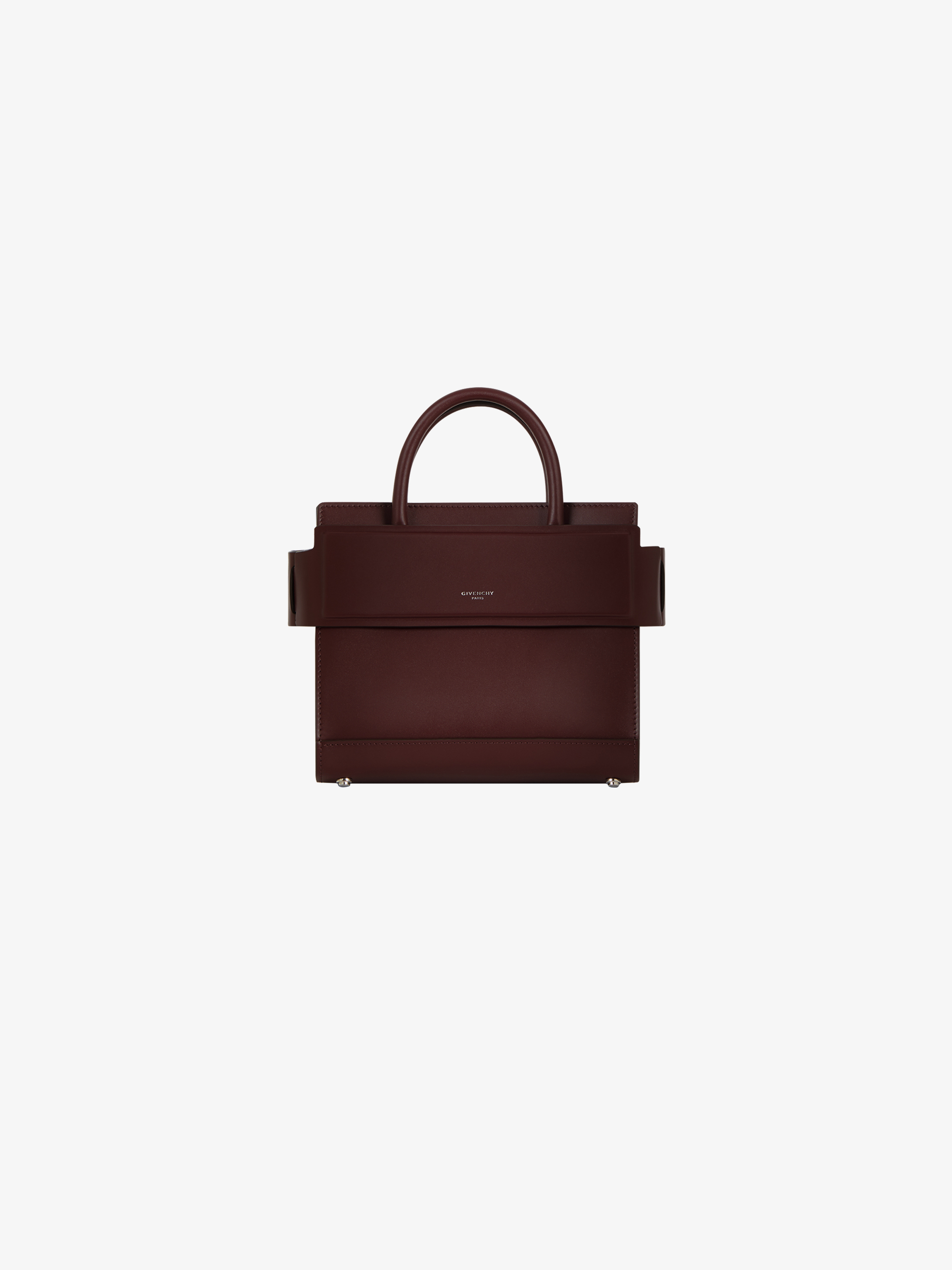 Mini Horizon bag in smooth leather
