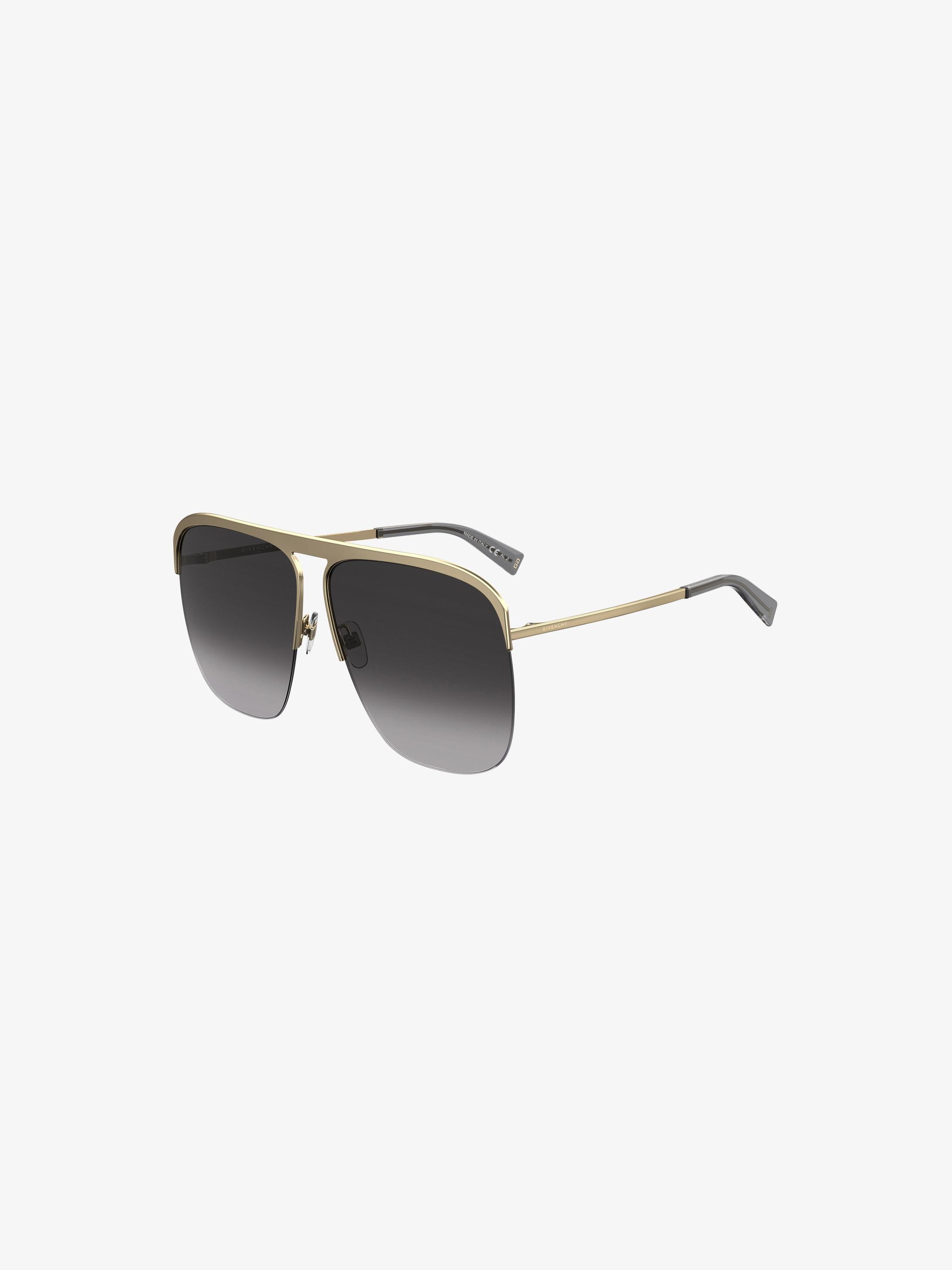 GV Ray sunglasses in metal