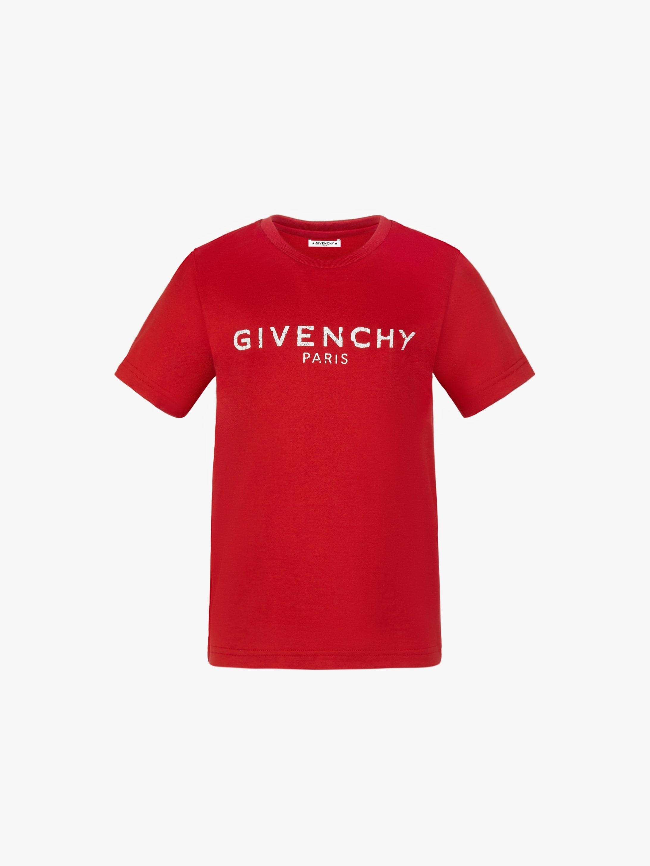 GIVENCHY PARIS vintage t-shirt