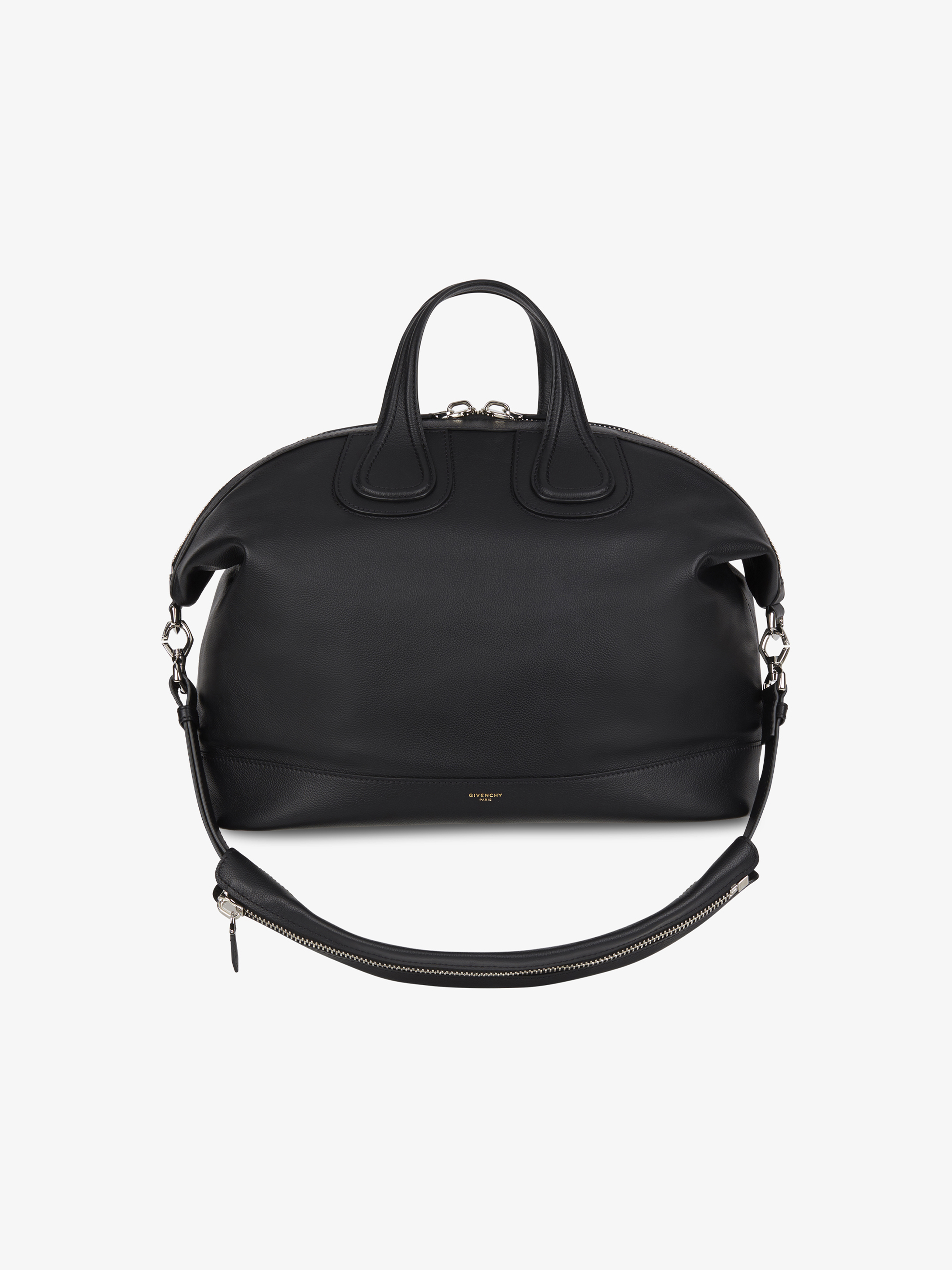 Nightingale top handle bag in smooth leather