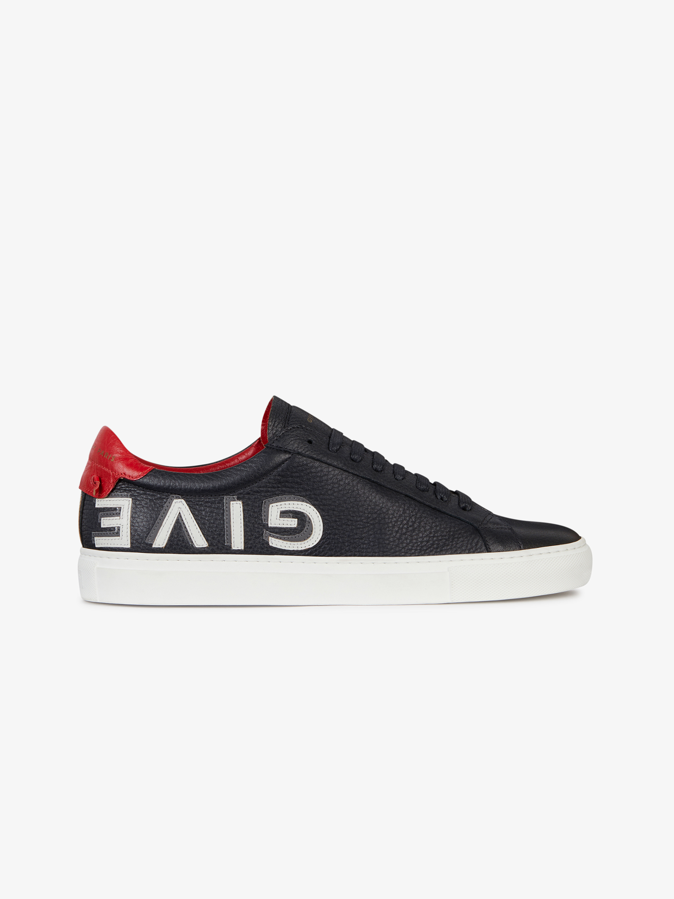 GIVENCHY low sneakers in leather