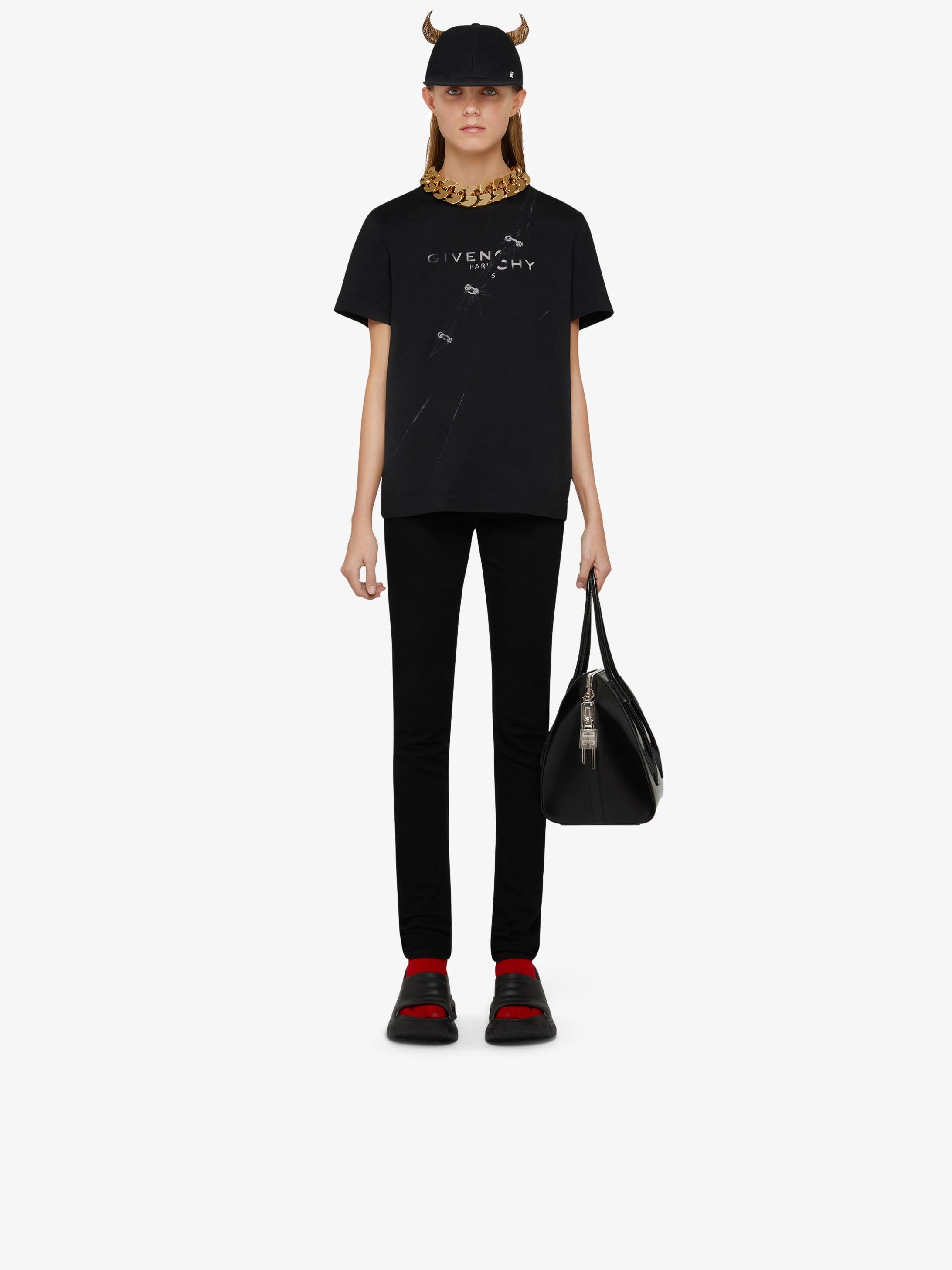 GIVENCHY t-shirt trompe-l'œil effect