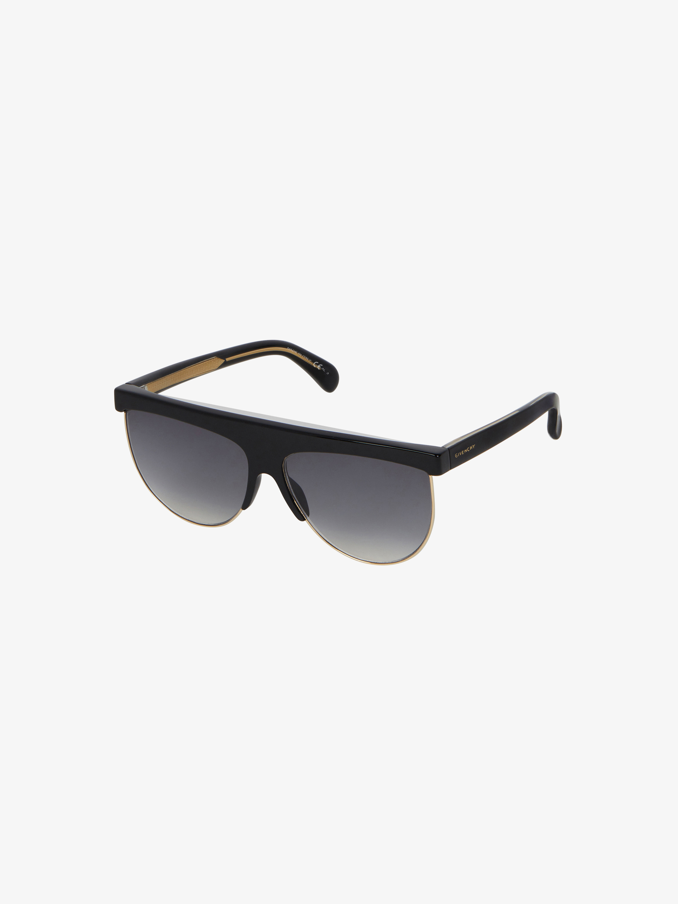 GV Squared sunglasses in acetate and metal