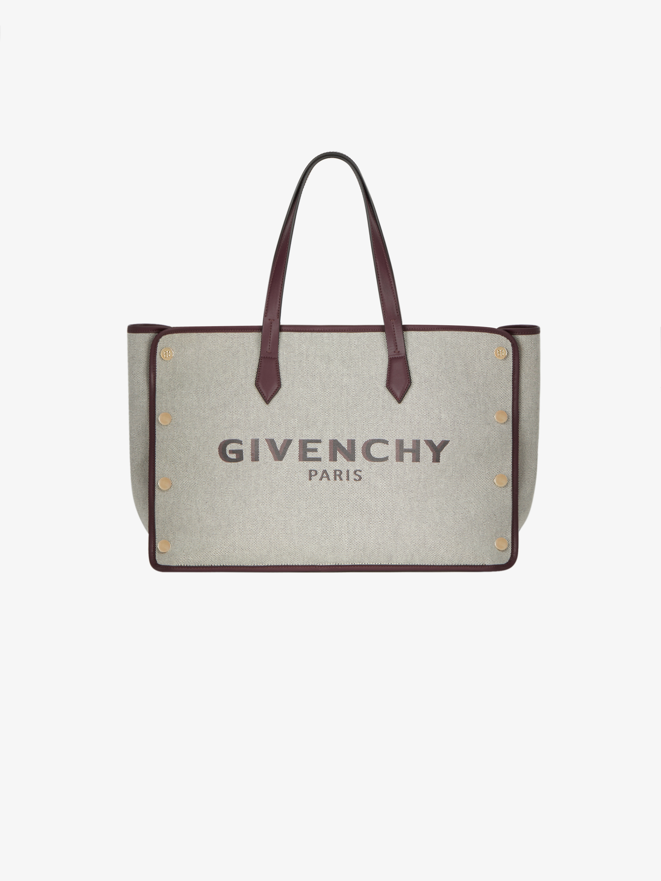 Medium Bond shopper in GIVENCHY canvas