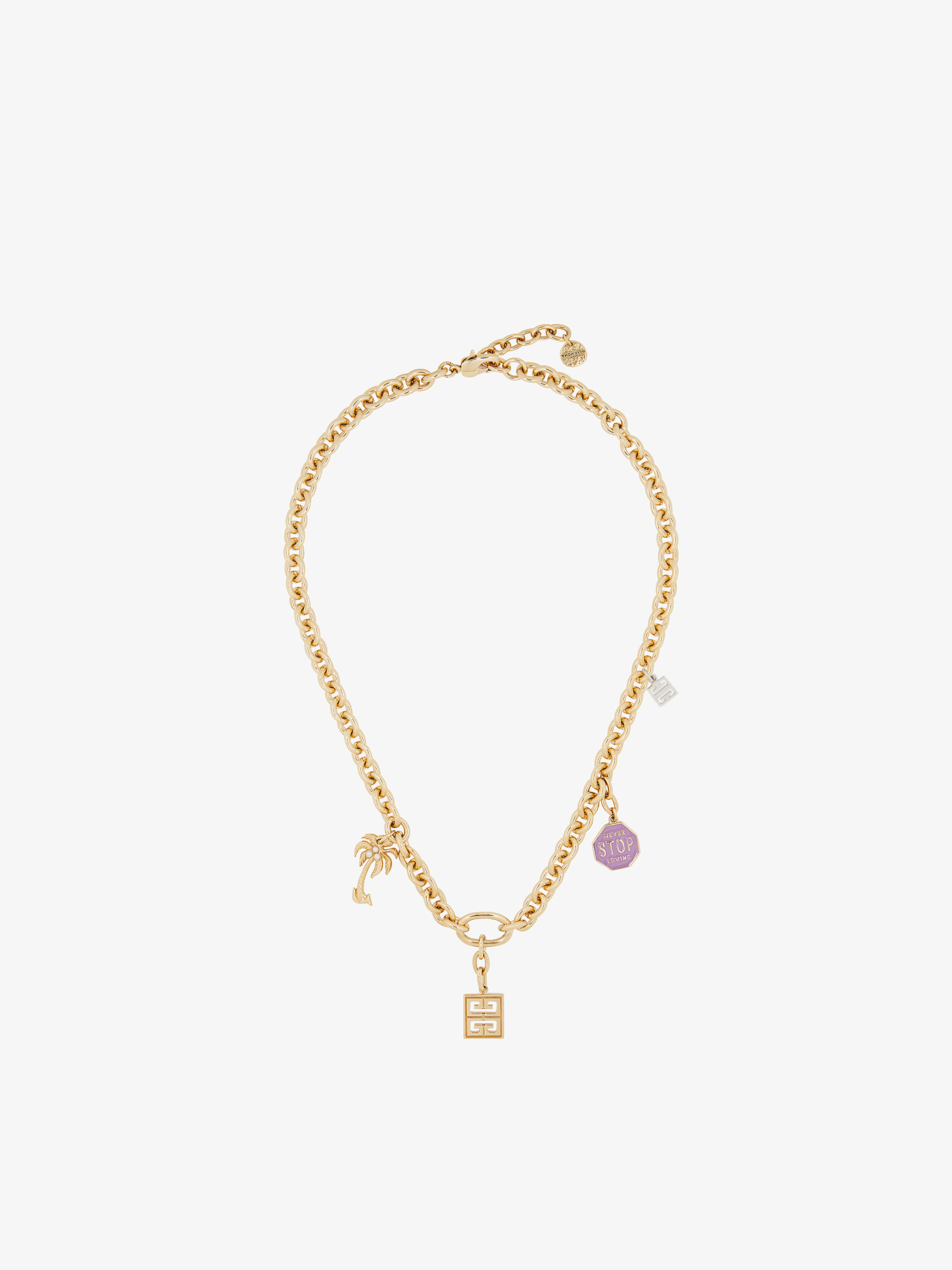 Collier GIVENCHY Charms
