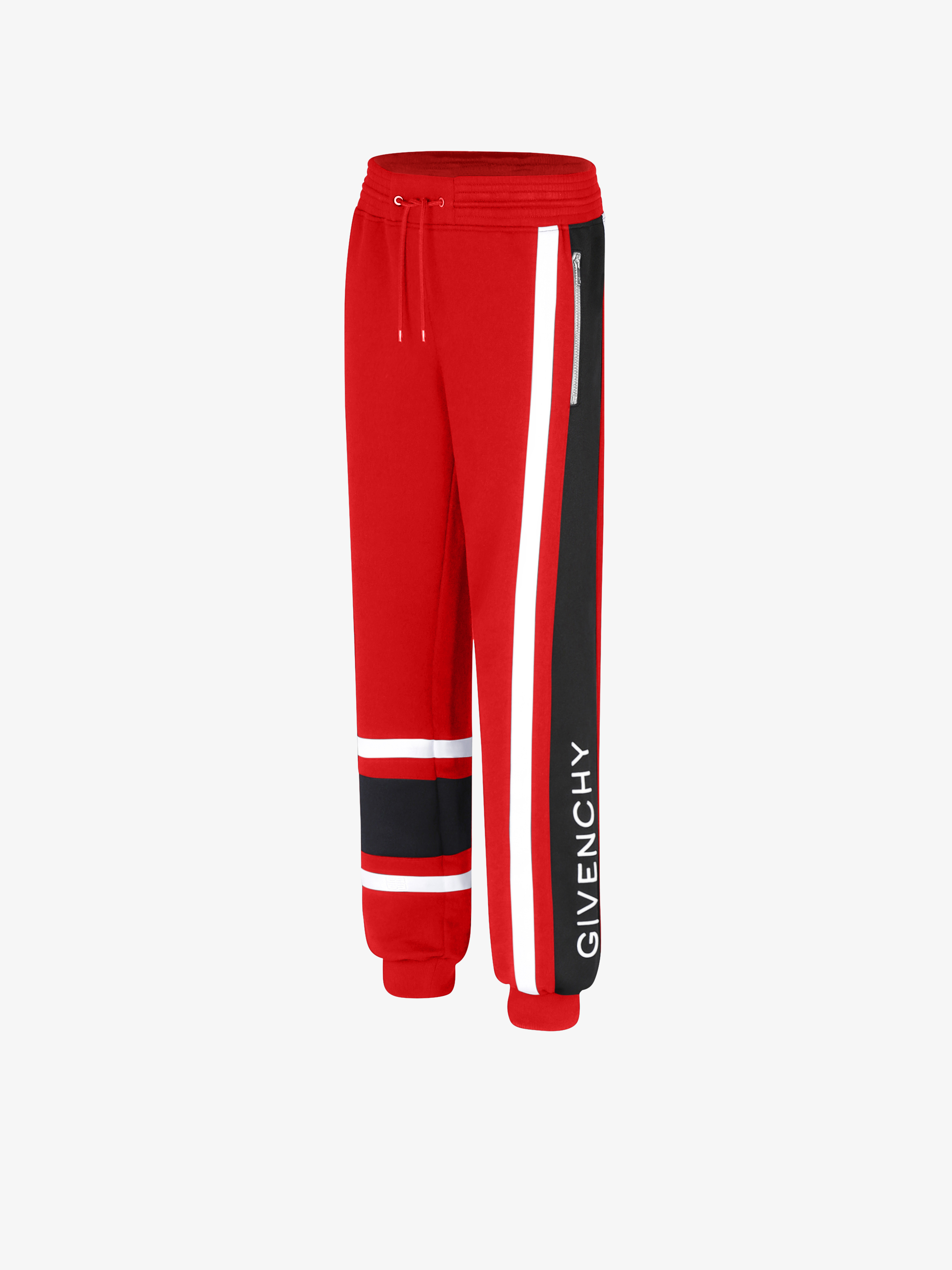 GIVENCHY embroidered jogger pants