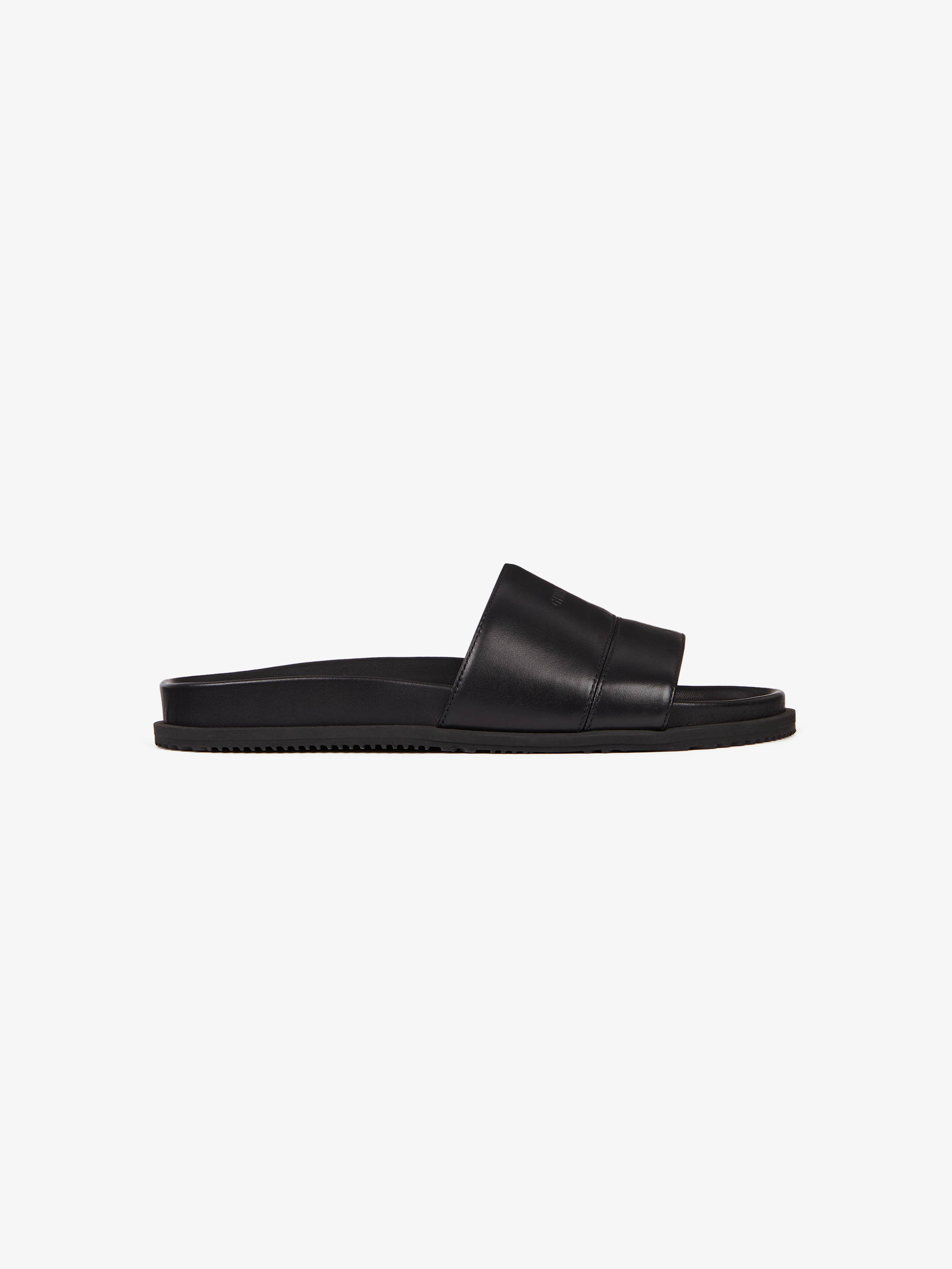 GIVENCHY sandals in leather