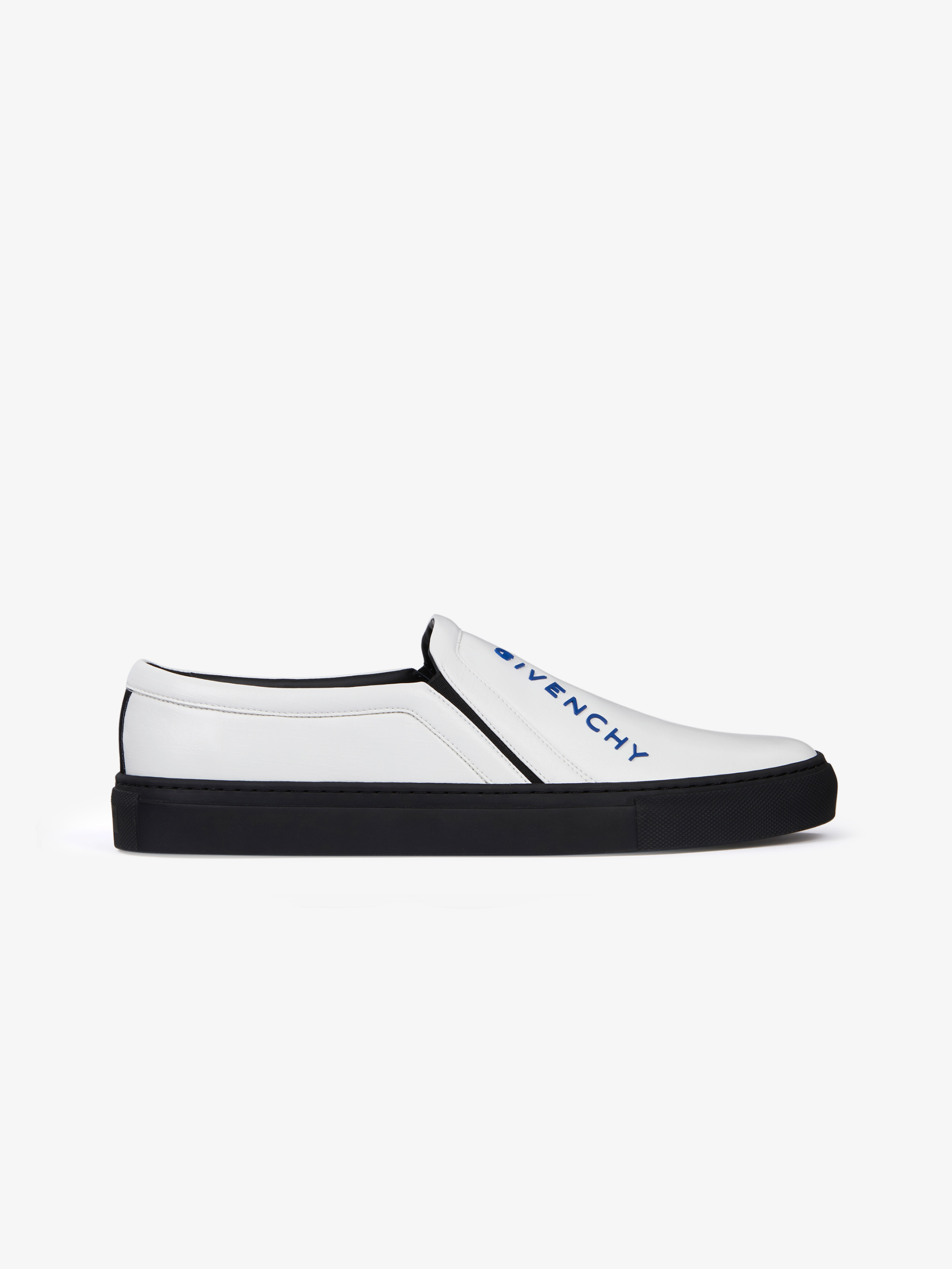 GIVENCHY slip-on in coated canvas