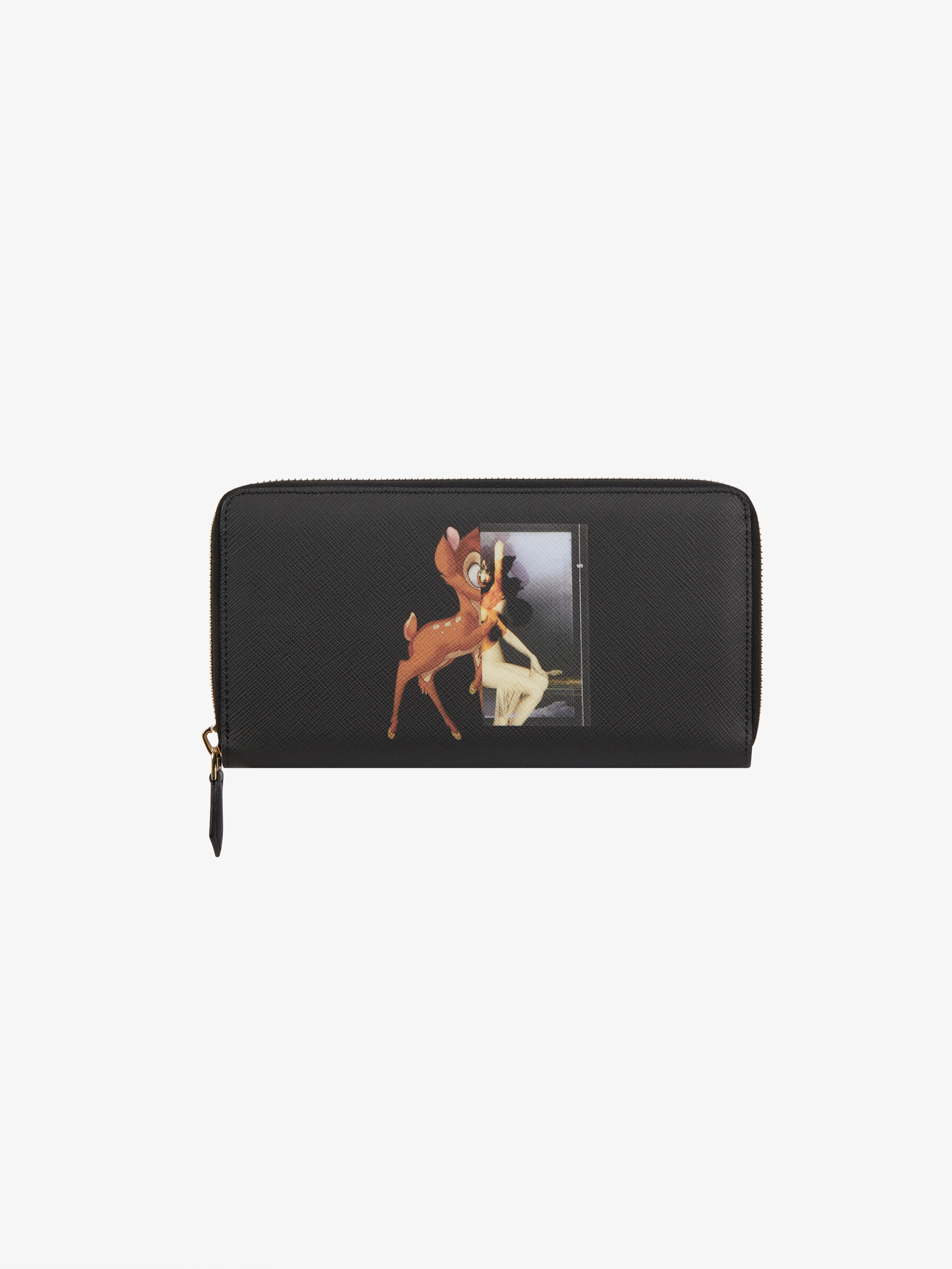 a0544fc154 Bambi printed long zipped wallet | GIVENCHY Paris