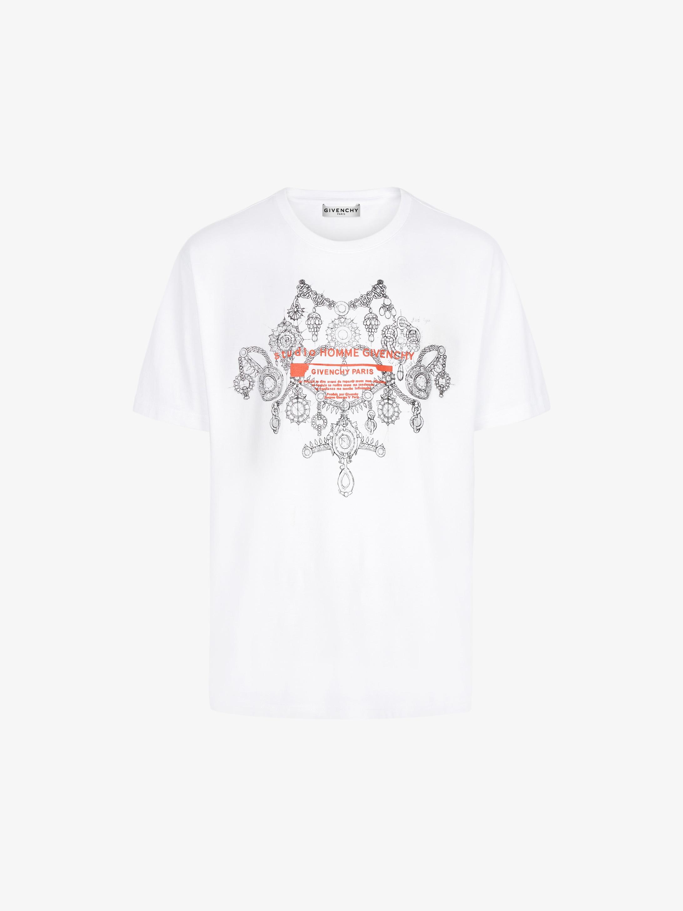 T-shirt Studio Homme