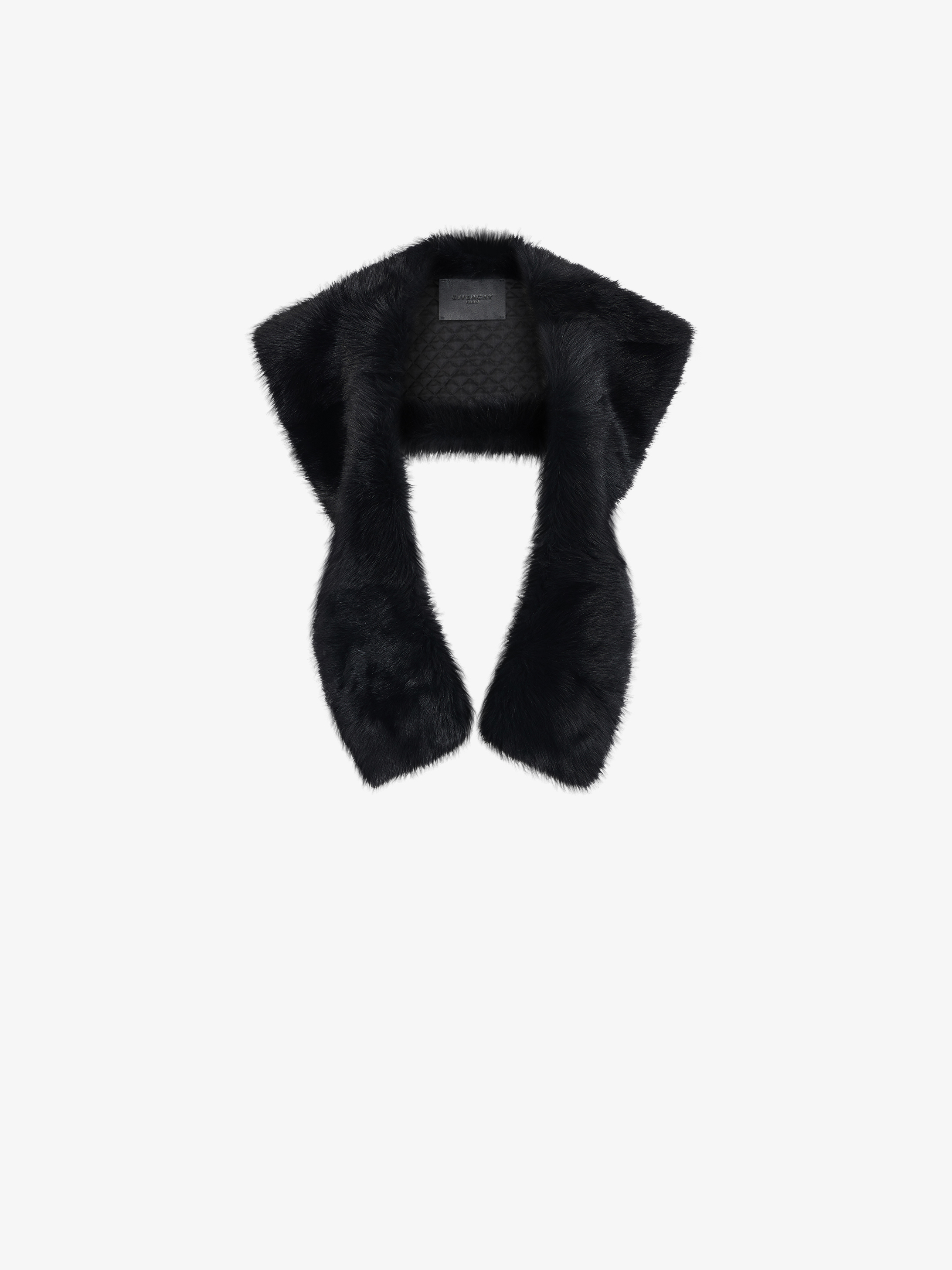 GIVENCHY fur stole