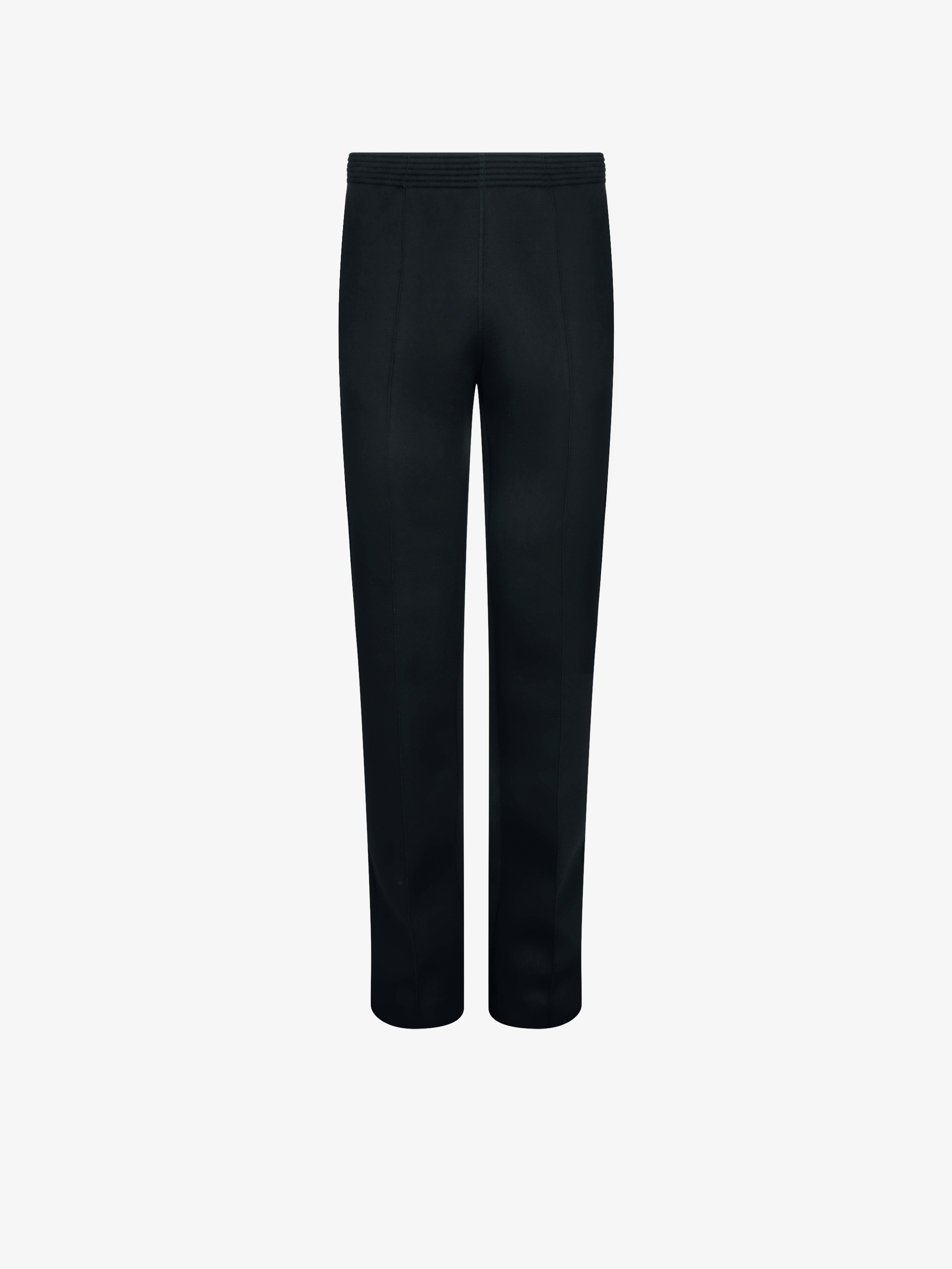 Neoprene jogging pants with GIVENCHY PATCH