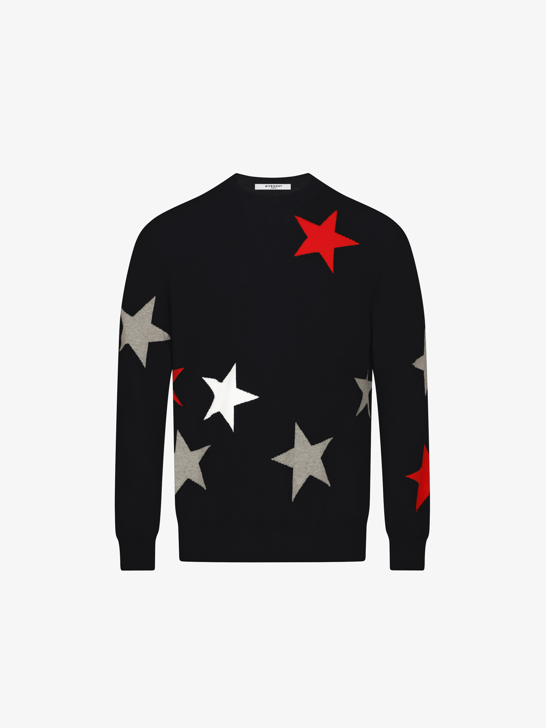 Contrasted stars jumper