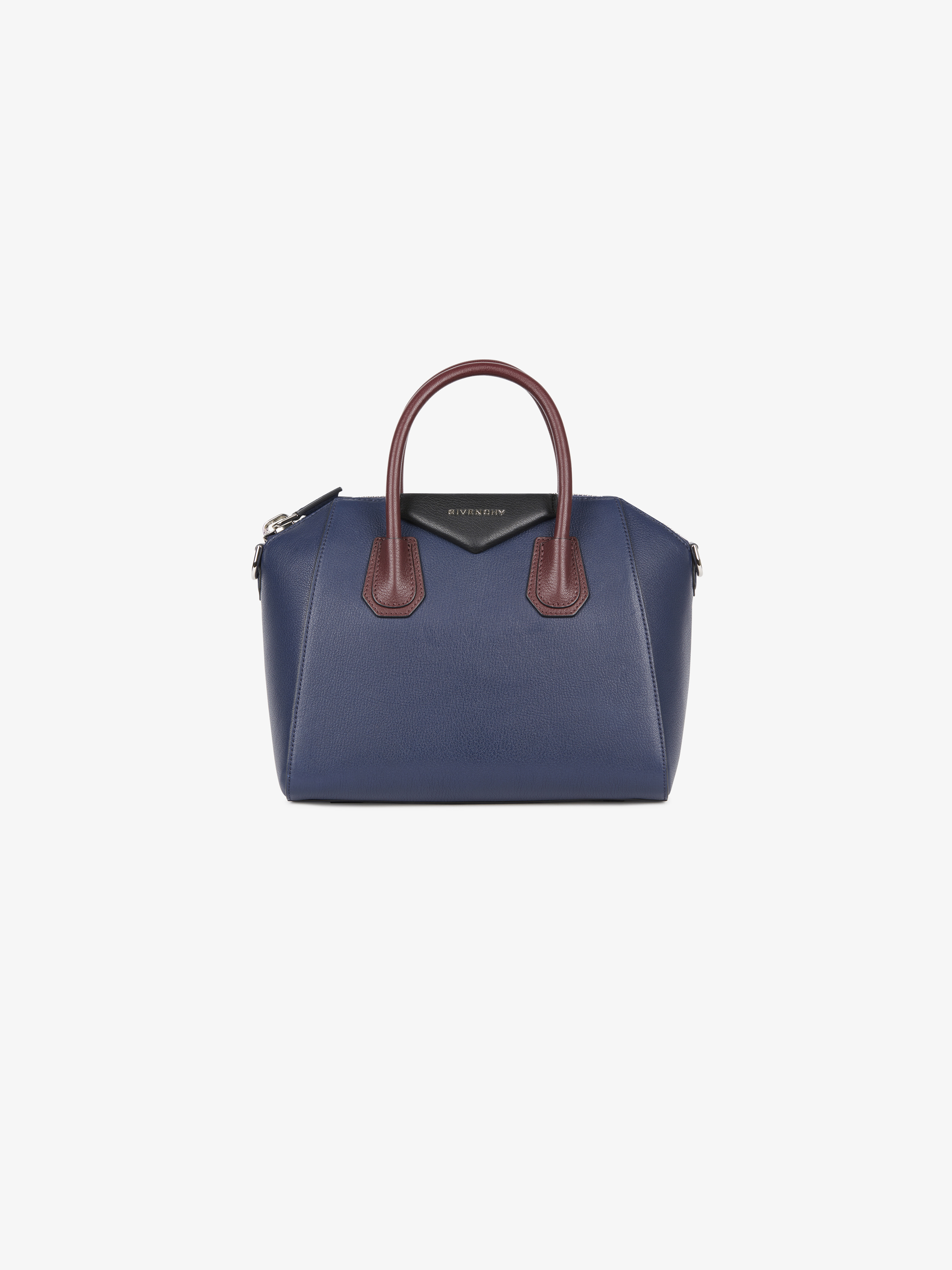 Tricolor small Antigona bag