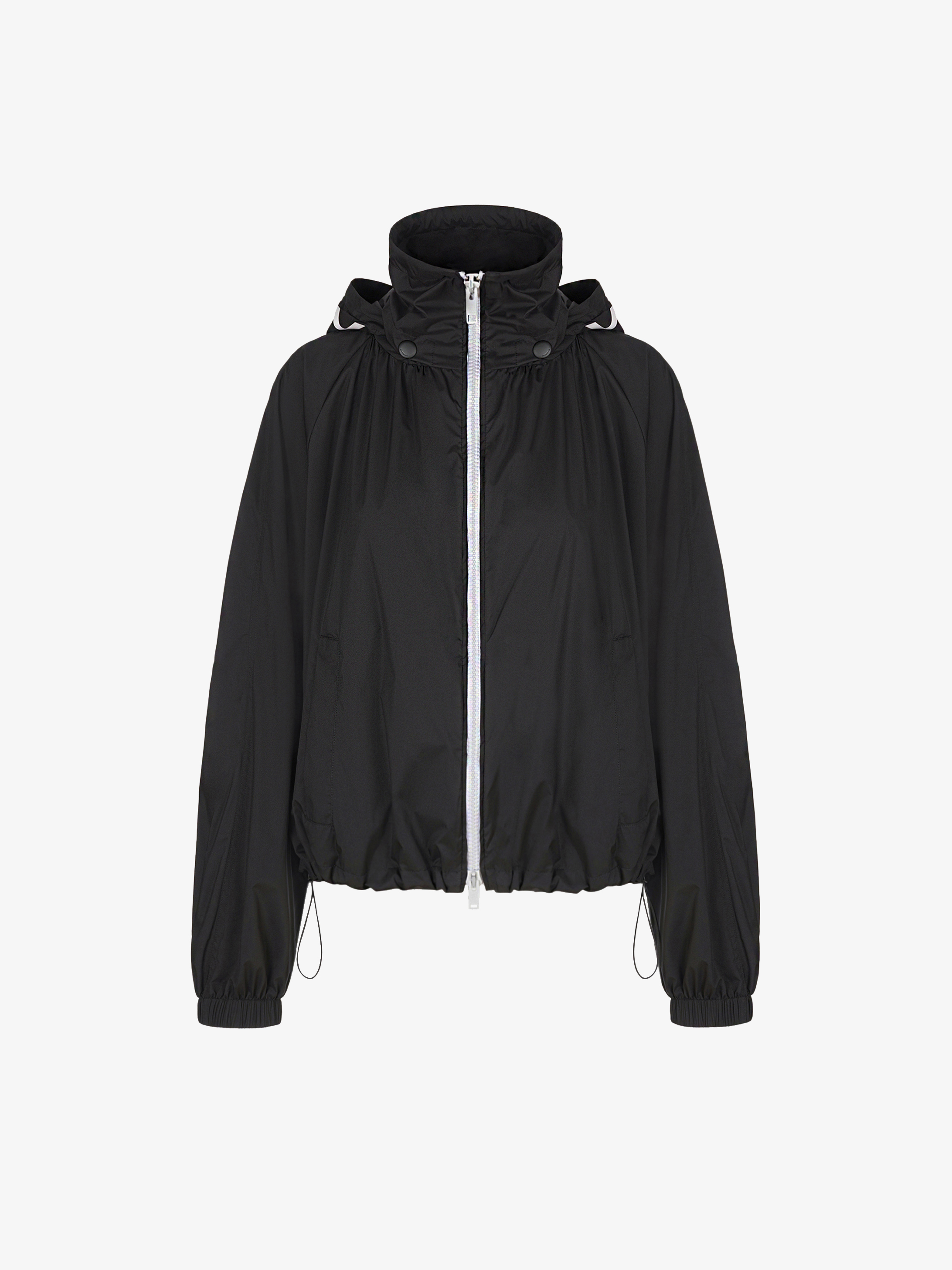 Windbreaker with GIVENCHY hood