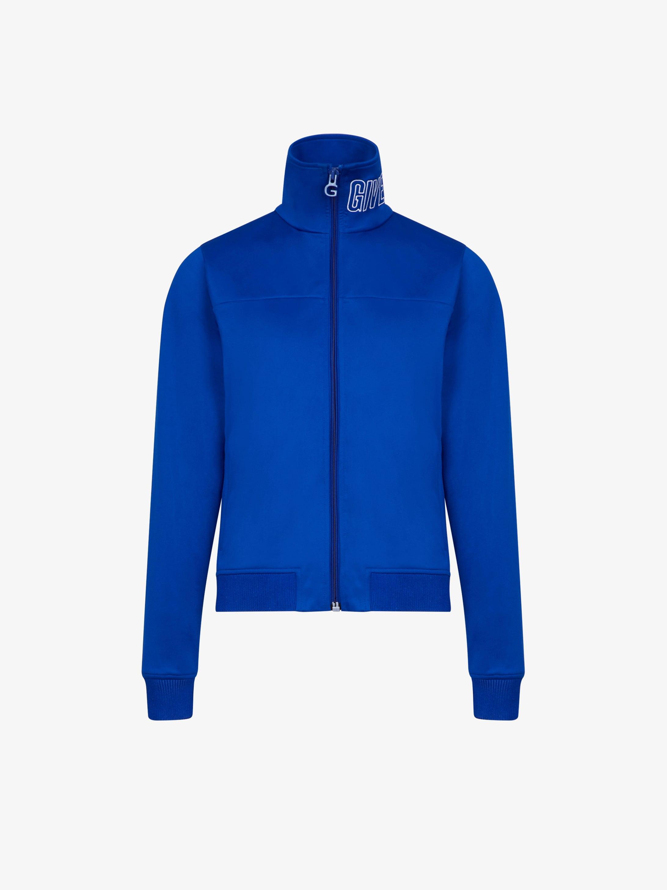 GIVENCHY PARIS high collar jacket