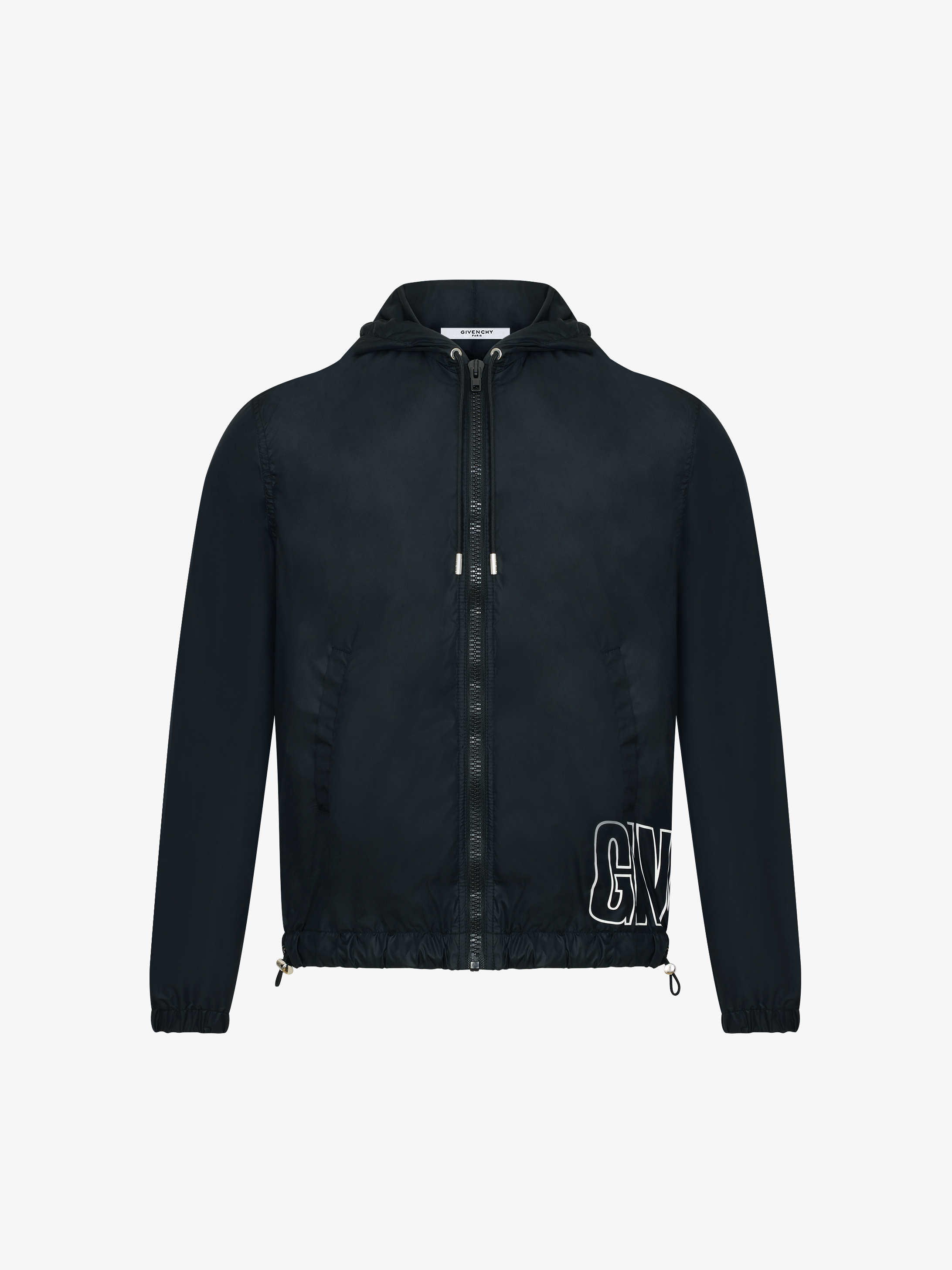 GIVENCHY PARIS windbreaker